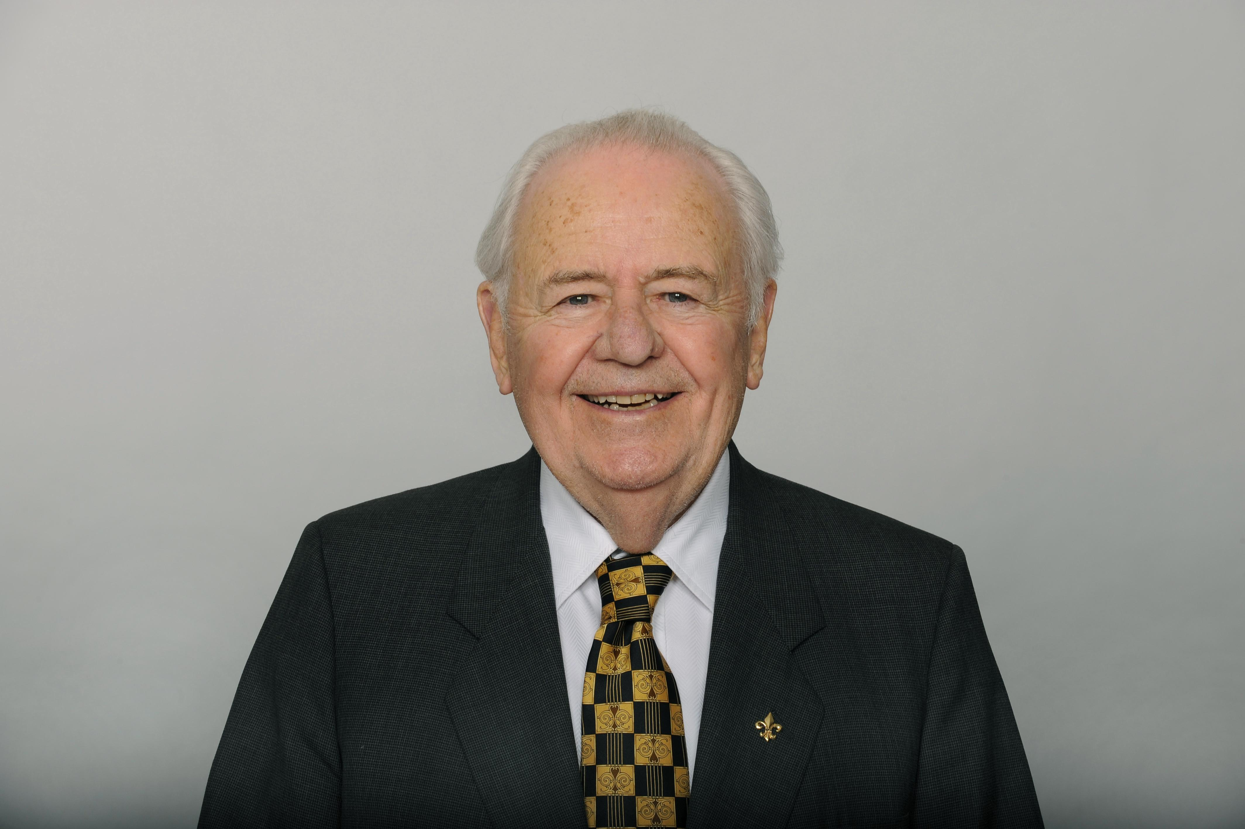 Tom Benson was also the owner of NBA side New Orleans Pelicans