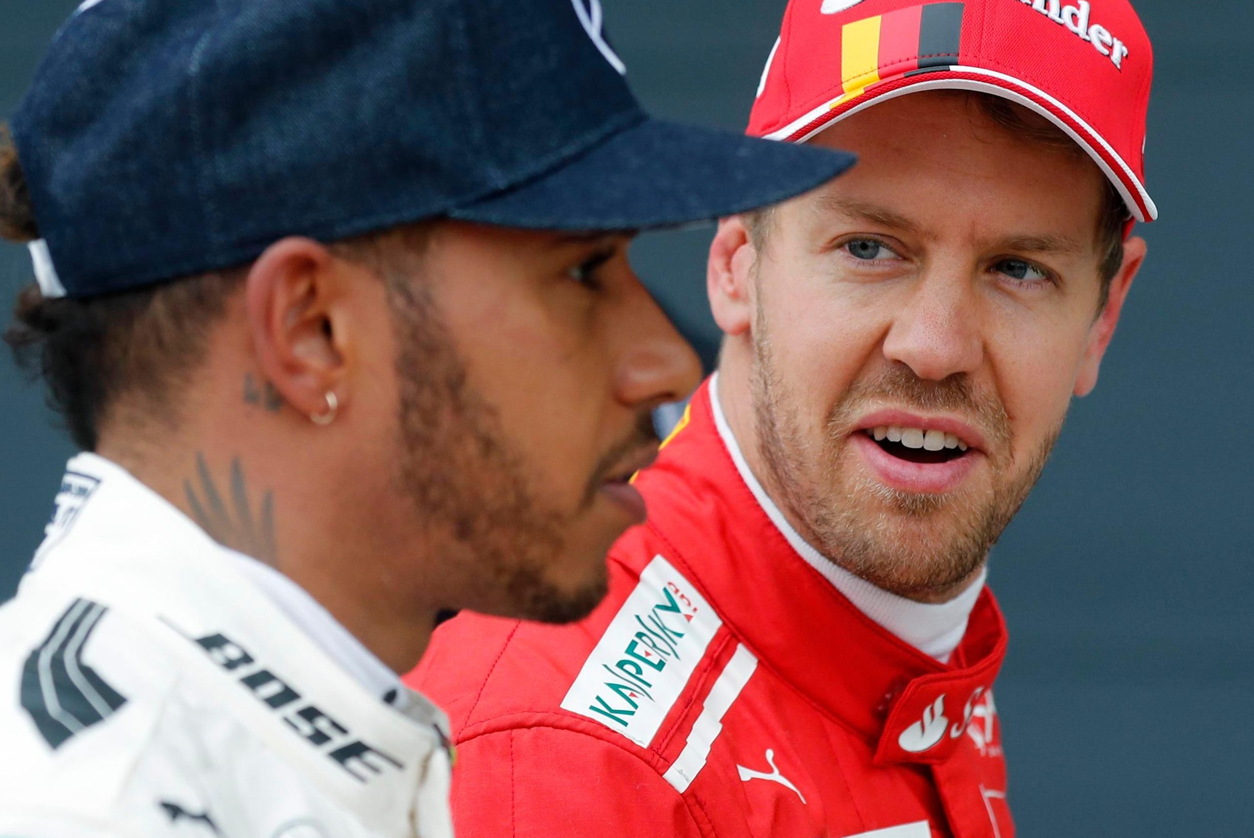 Lewis Hamilton will hope to outshine Sebastian Vettel again once the term starts