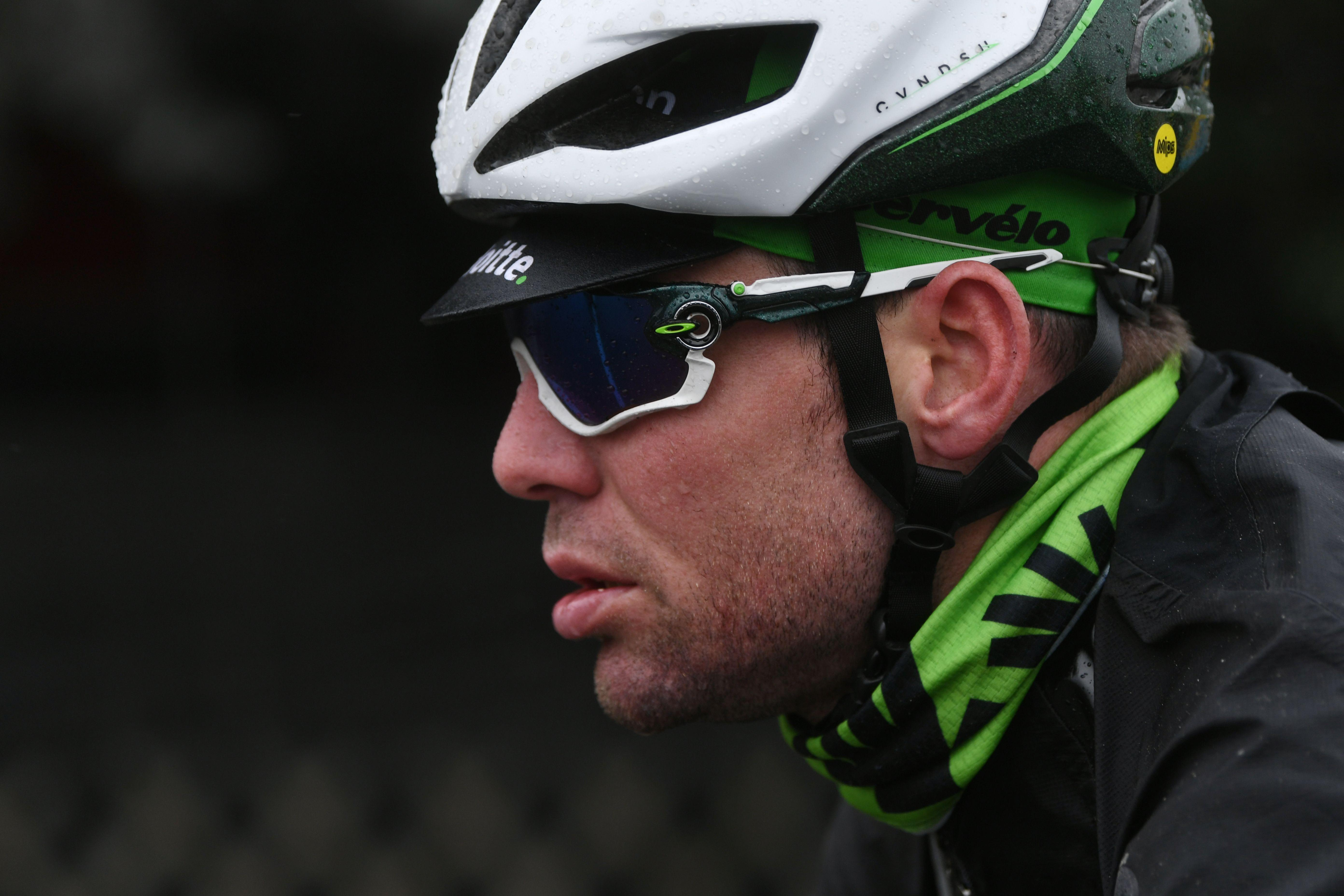 Mark Cavendish had been hoping to win his first Commonwealth gold since 2006