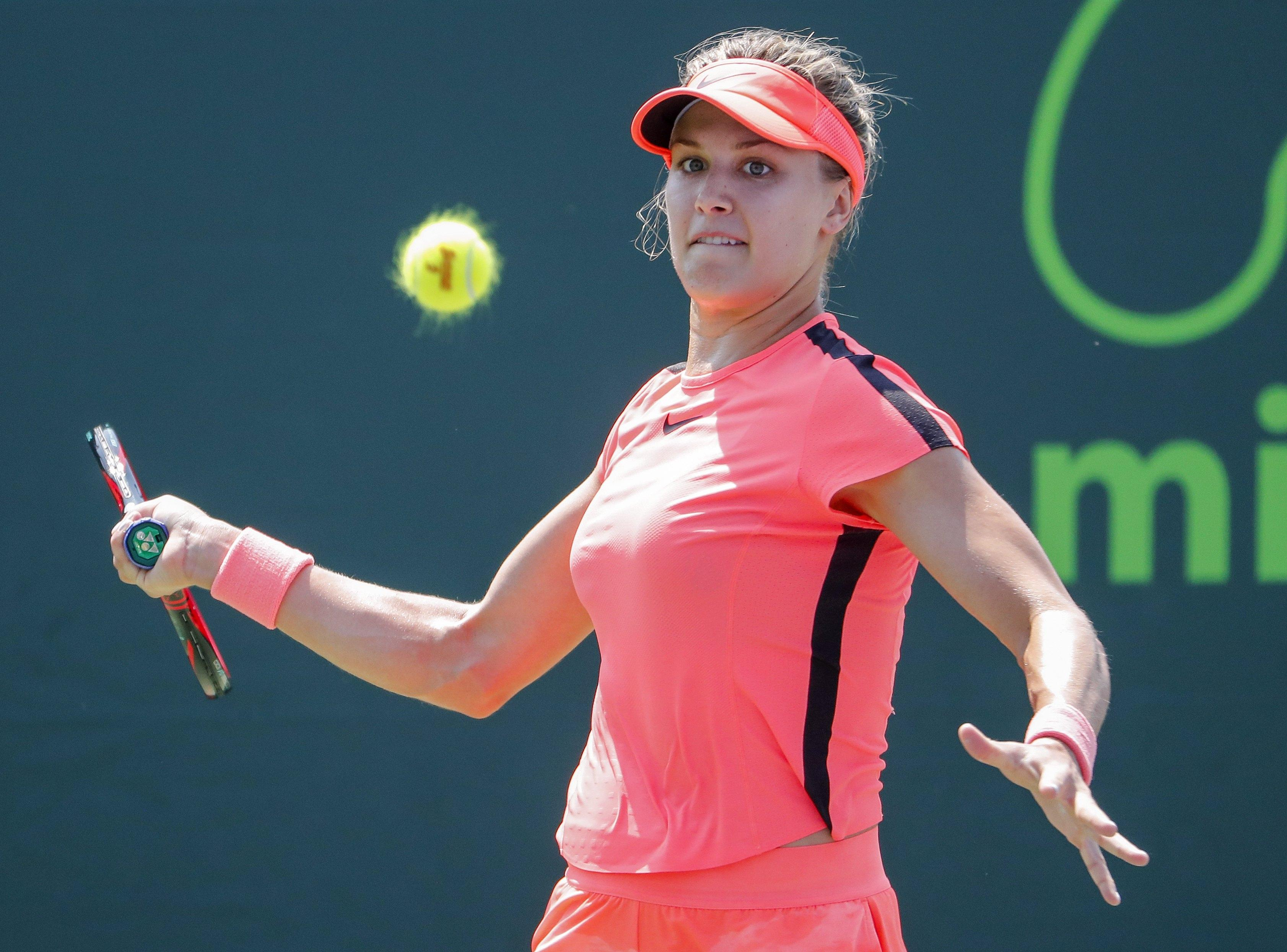 Eugenie Bouchard is currently No114 in the WTA rankings