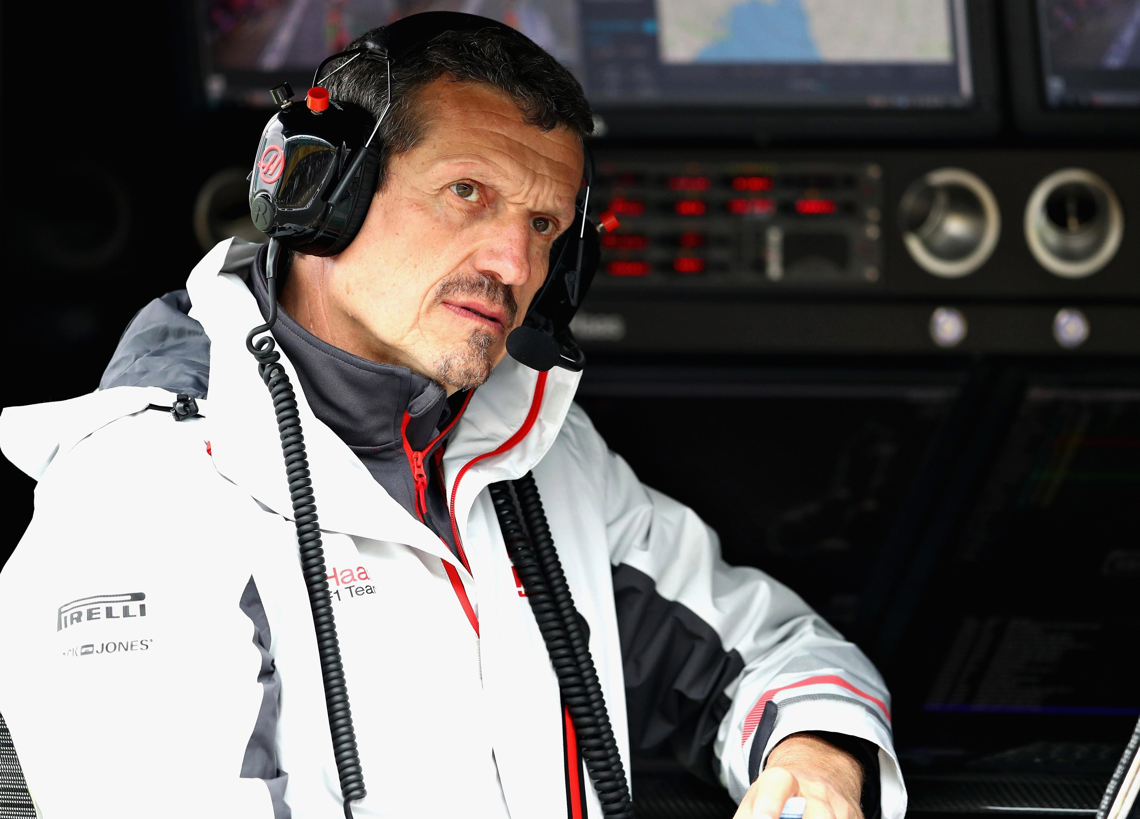 Haas boss Guenther Steiner says the team are not doing anything illegal
