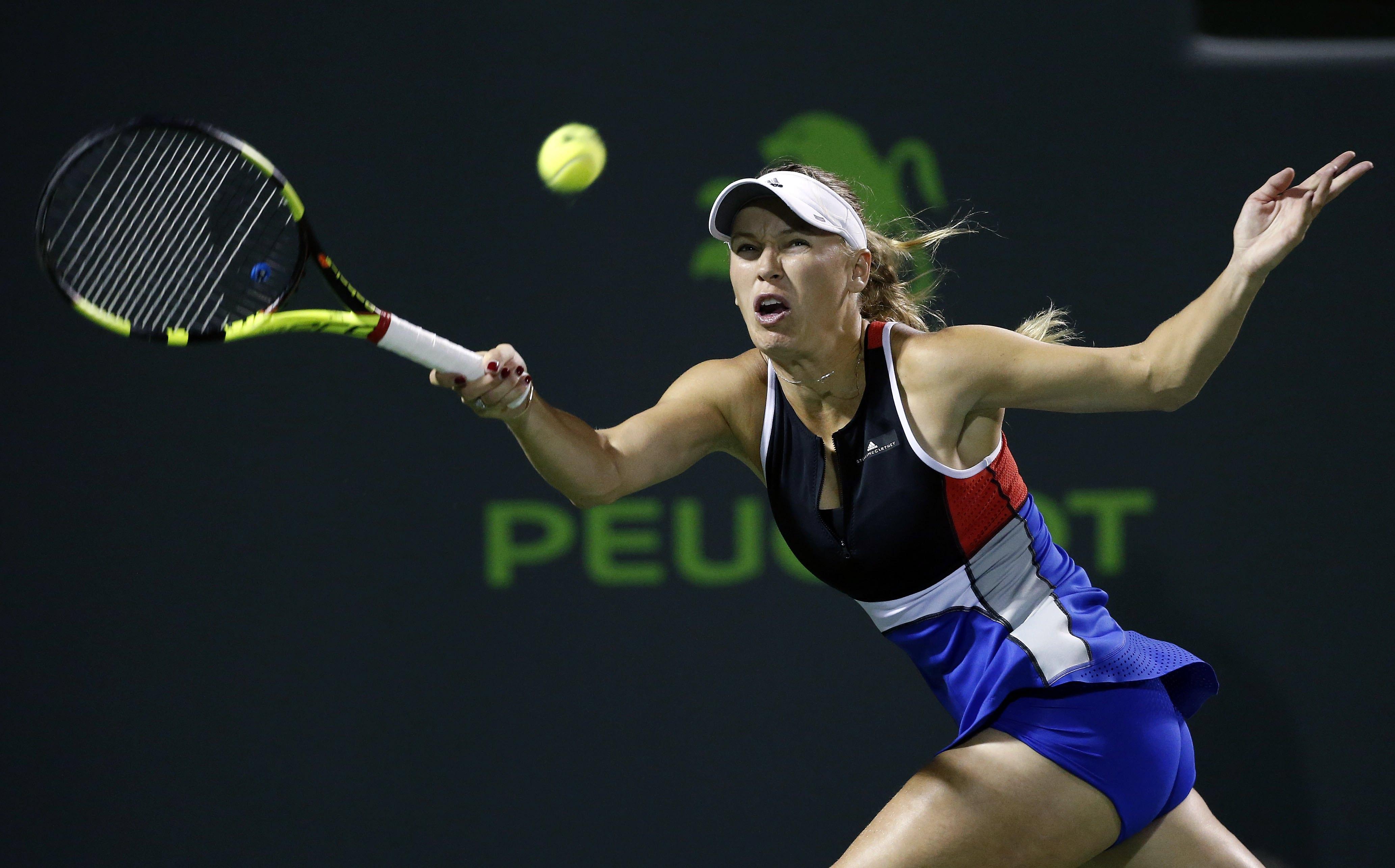 Caroline Wozniacki called on tournament organisers to take action