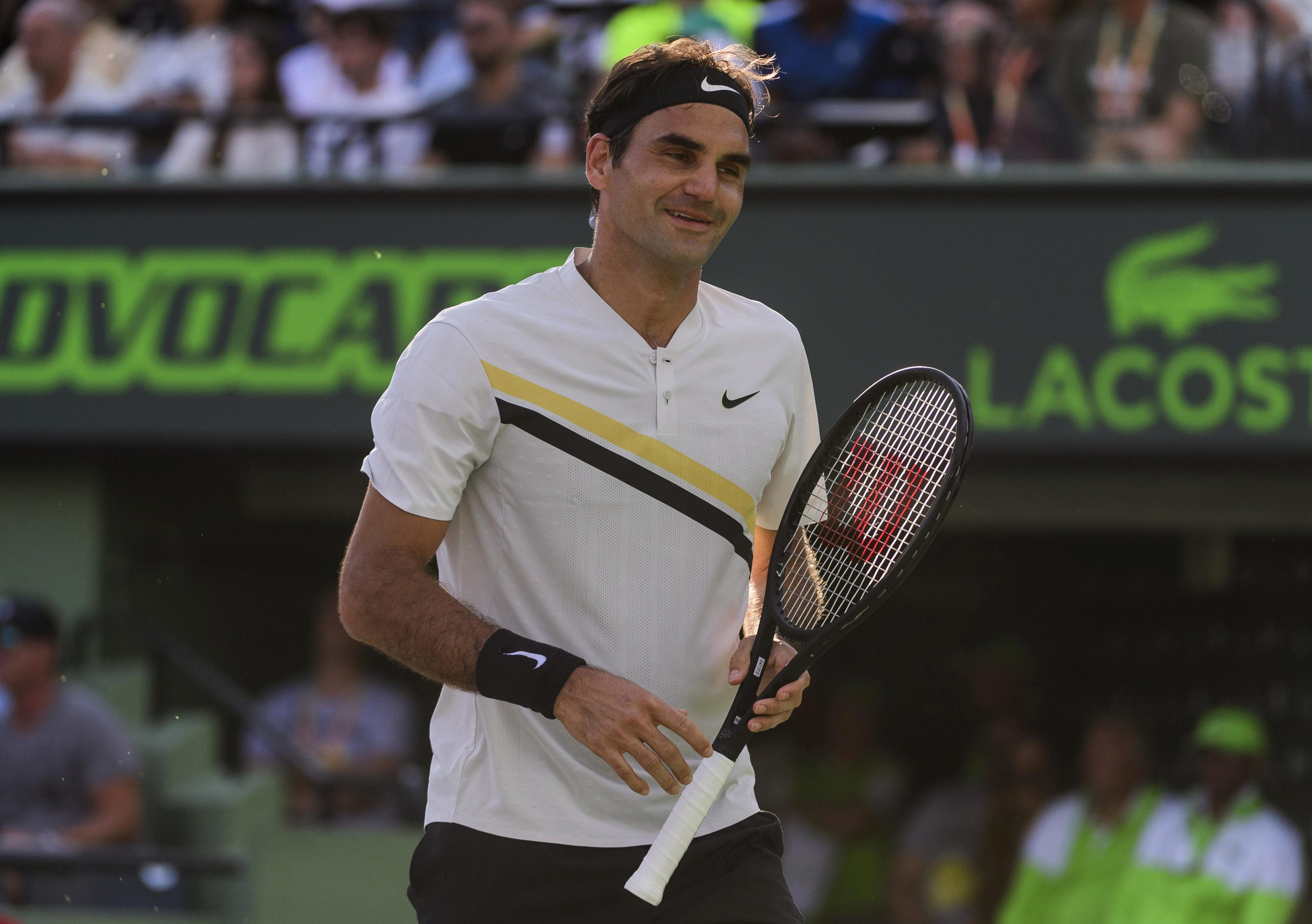 Roger Federer will miss the entire clay court season to prepare for Wimbledon