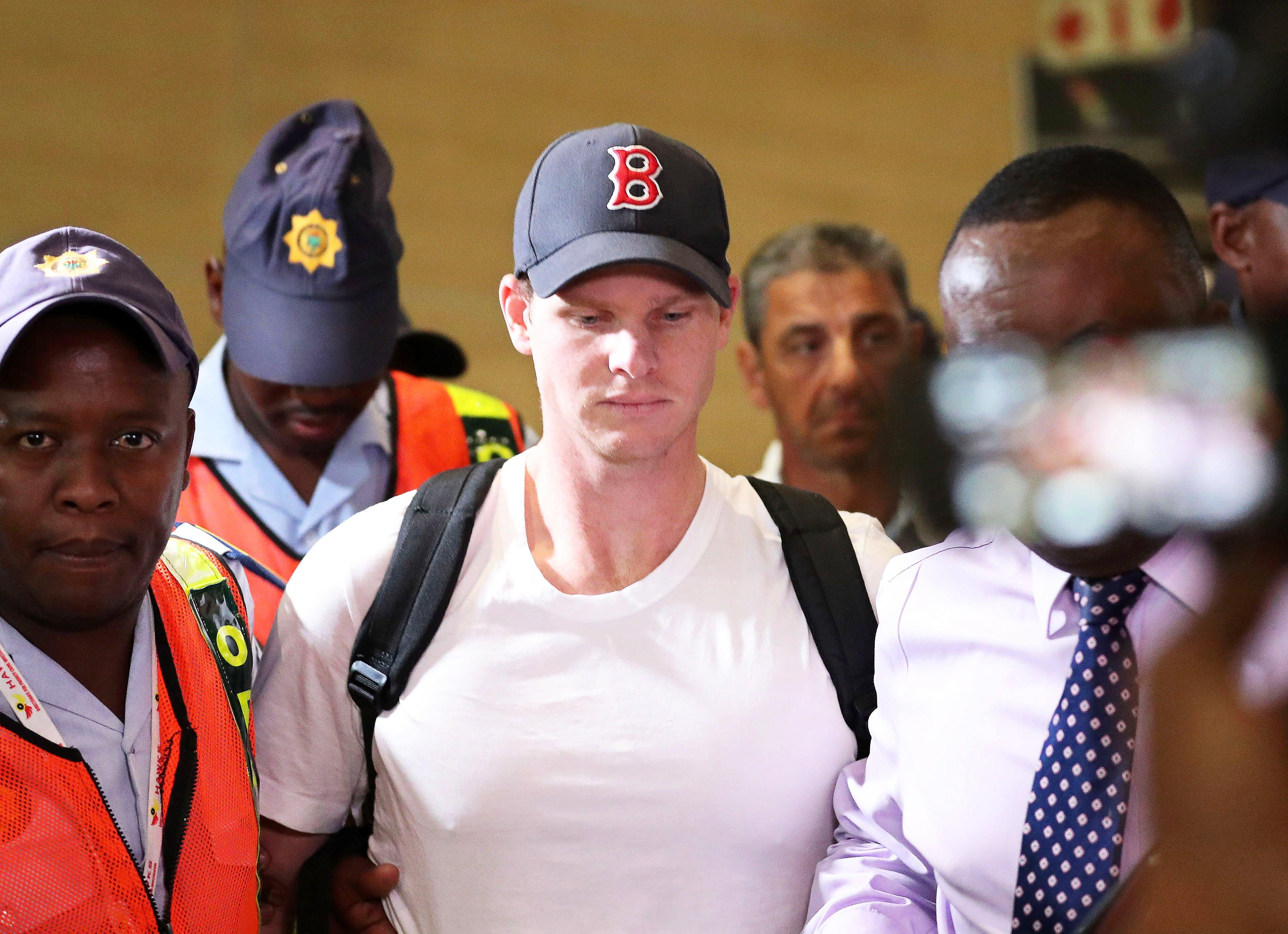 Steve Smith and David Warner are set to lose out on £4.5million