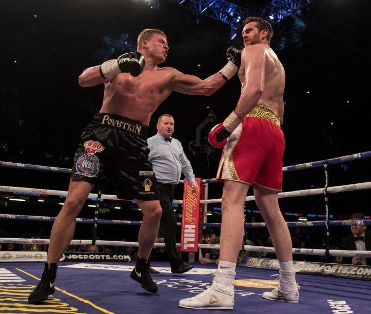 David Price beaten by Alexander Povetkin as paramedics rush into ...