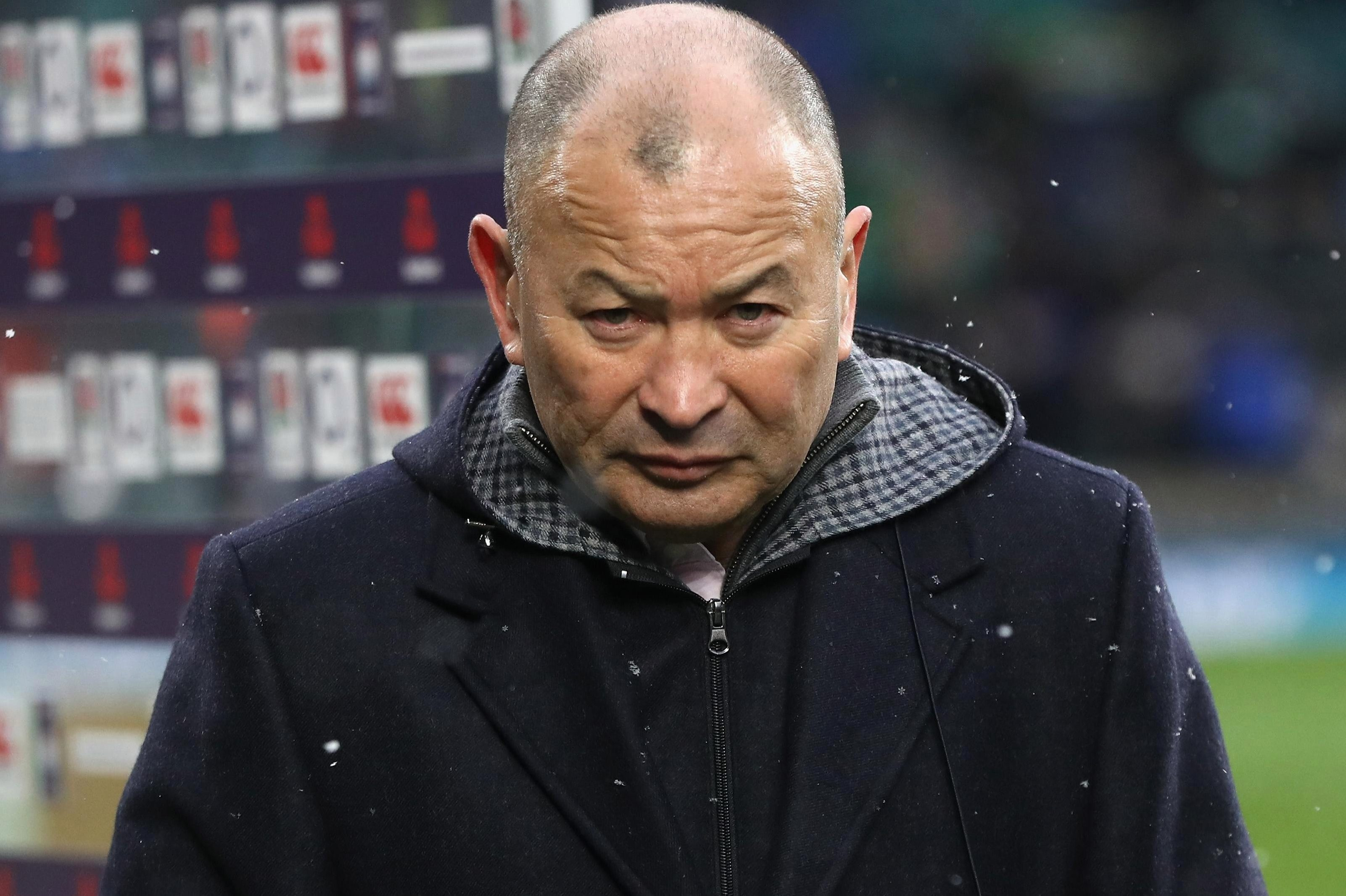 Eddie Jones is ready to make changes and says everything Engand do is geared towards the World Cup next year