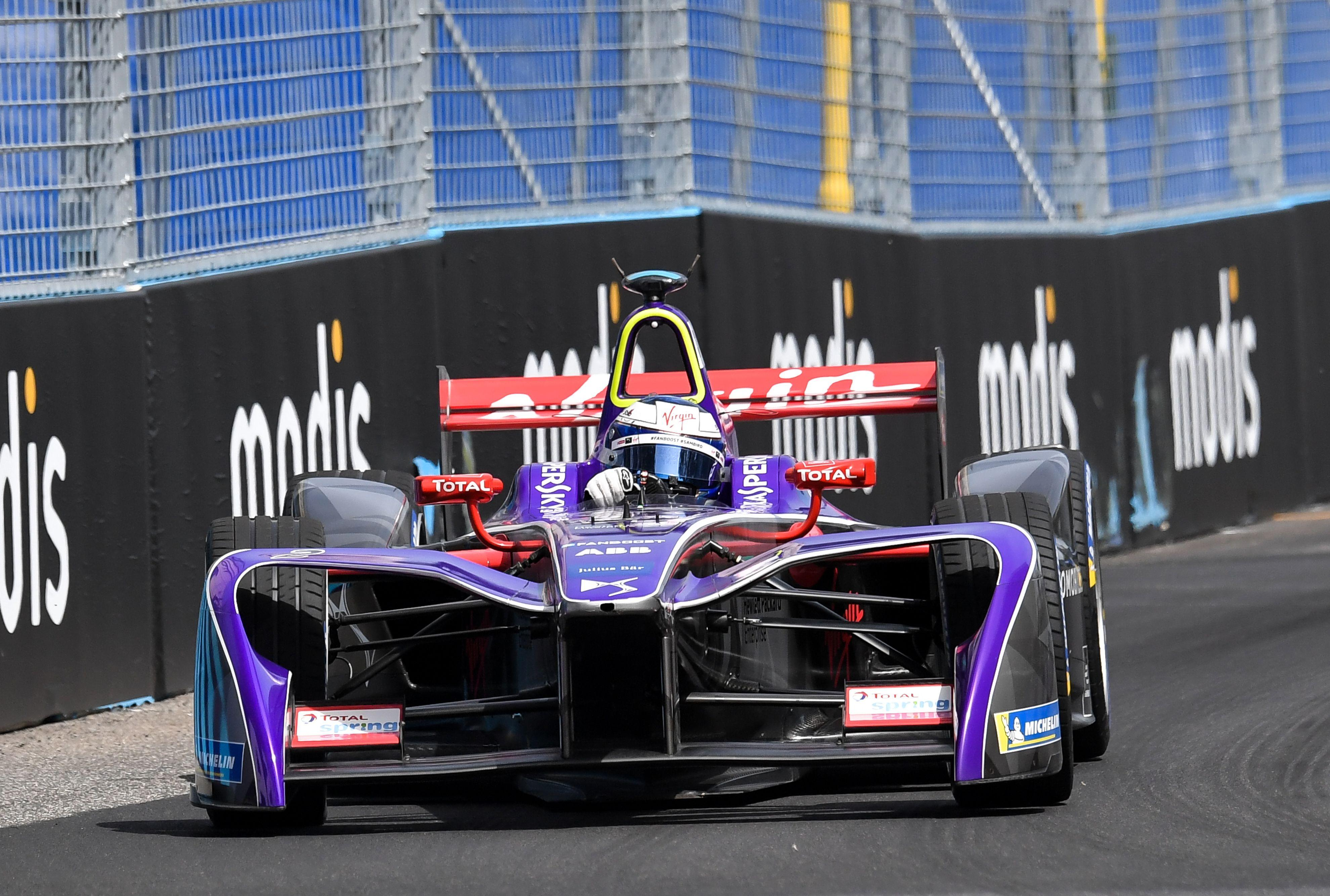 Sam Bird put on a great defensive display to win the Rome E-Prix