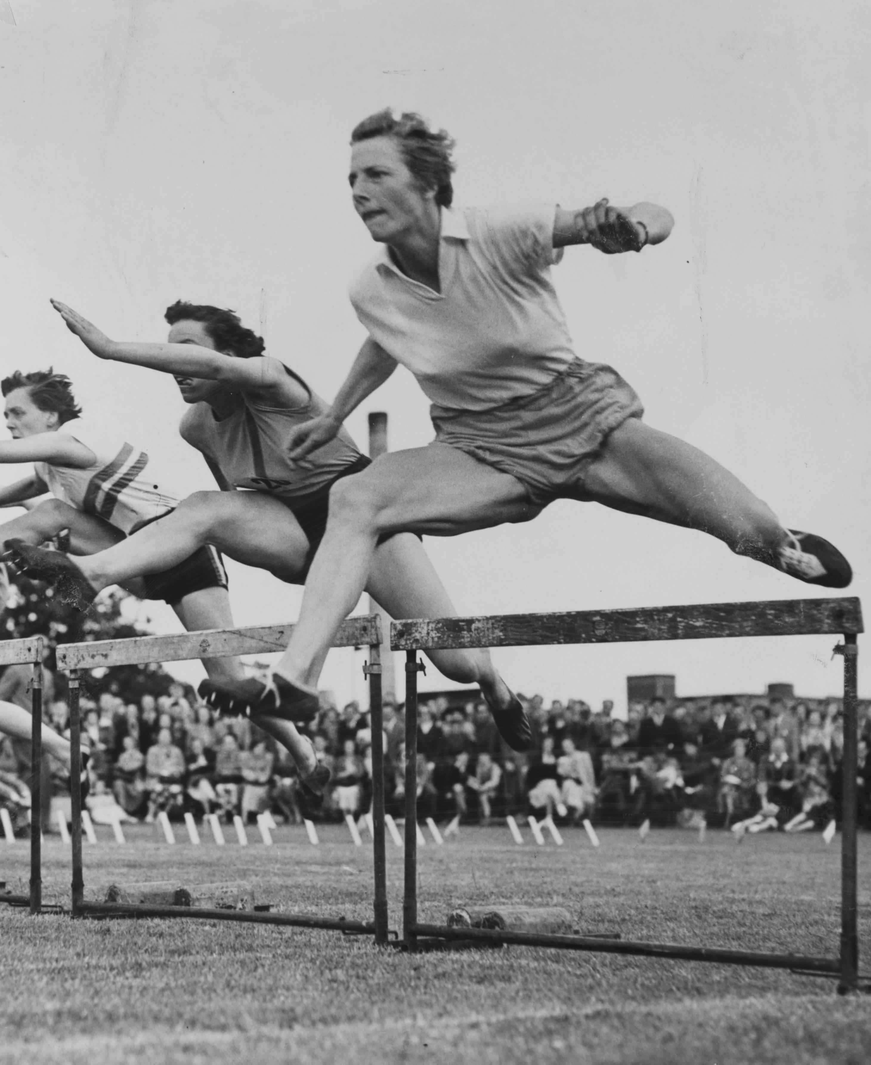 Fanny Blankers-Koen crushed sexist stereotypes with her athletic achievements