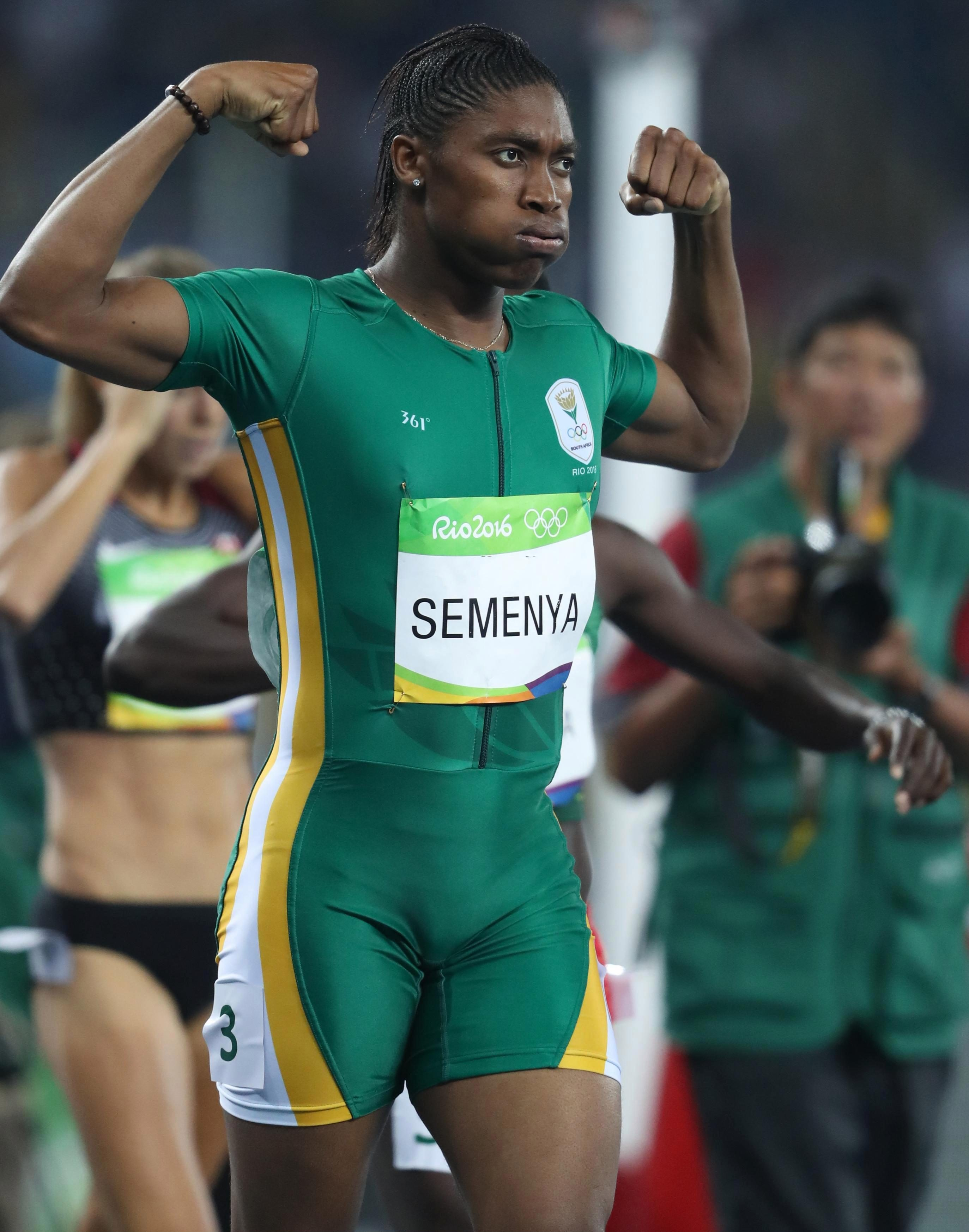 Caster Semenya remains one of the most controversial athletes in the world as a result of her hyperandrogenism
