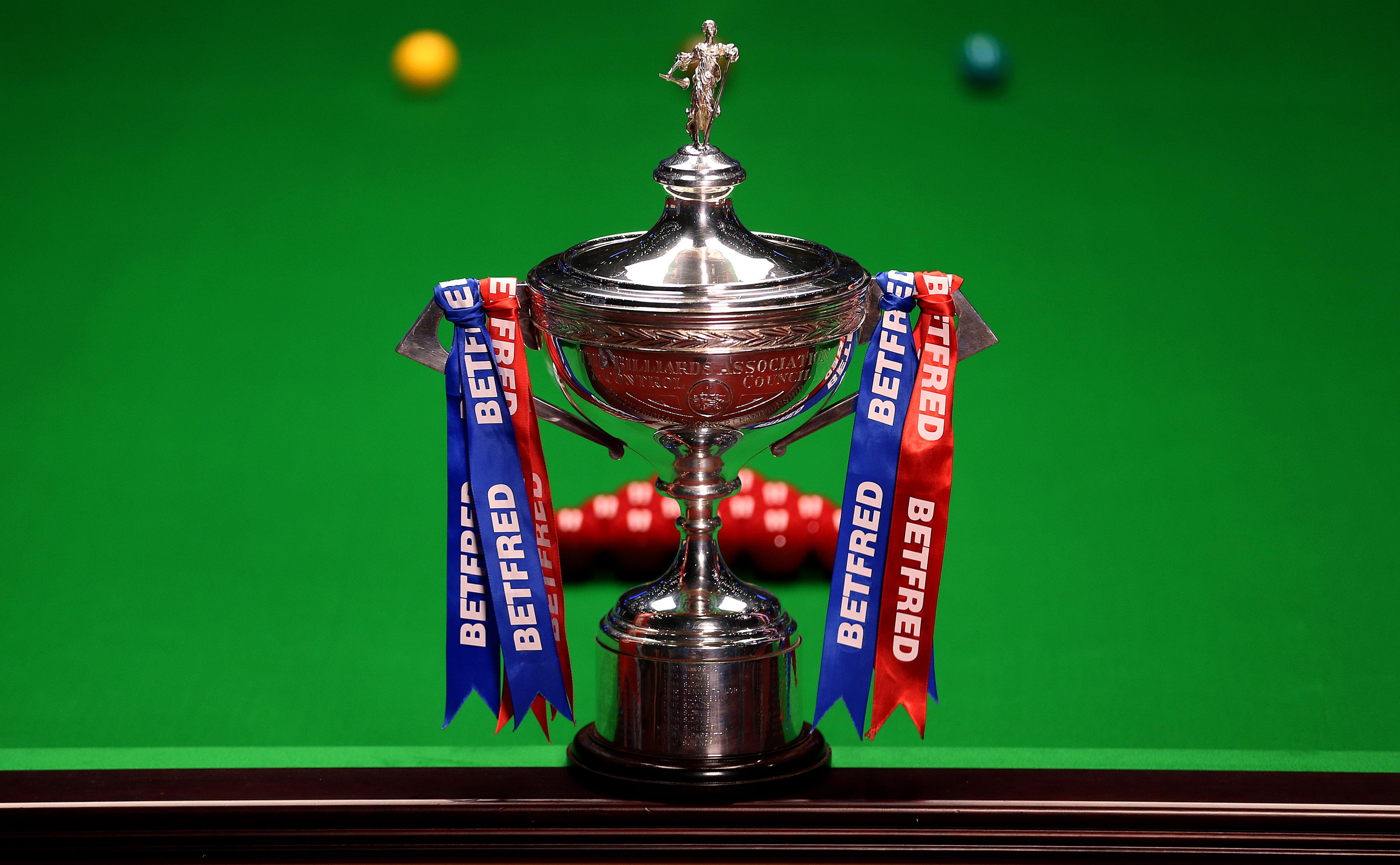 The World Snooker Championships starts on Saturday with Mark Selby fighting to retain his title