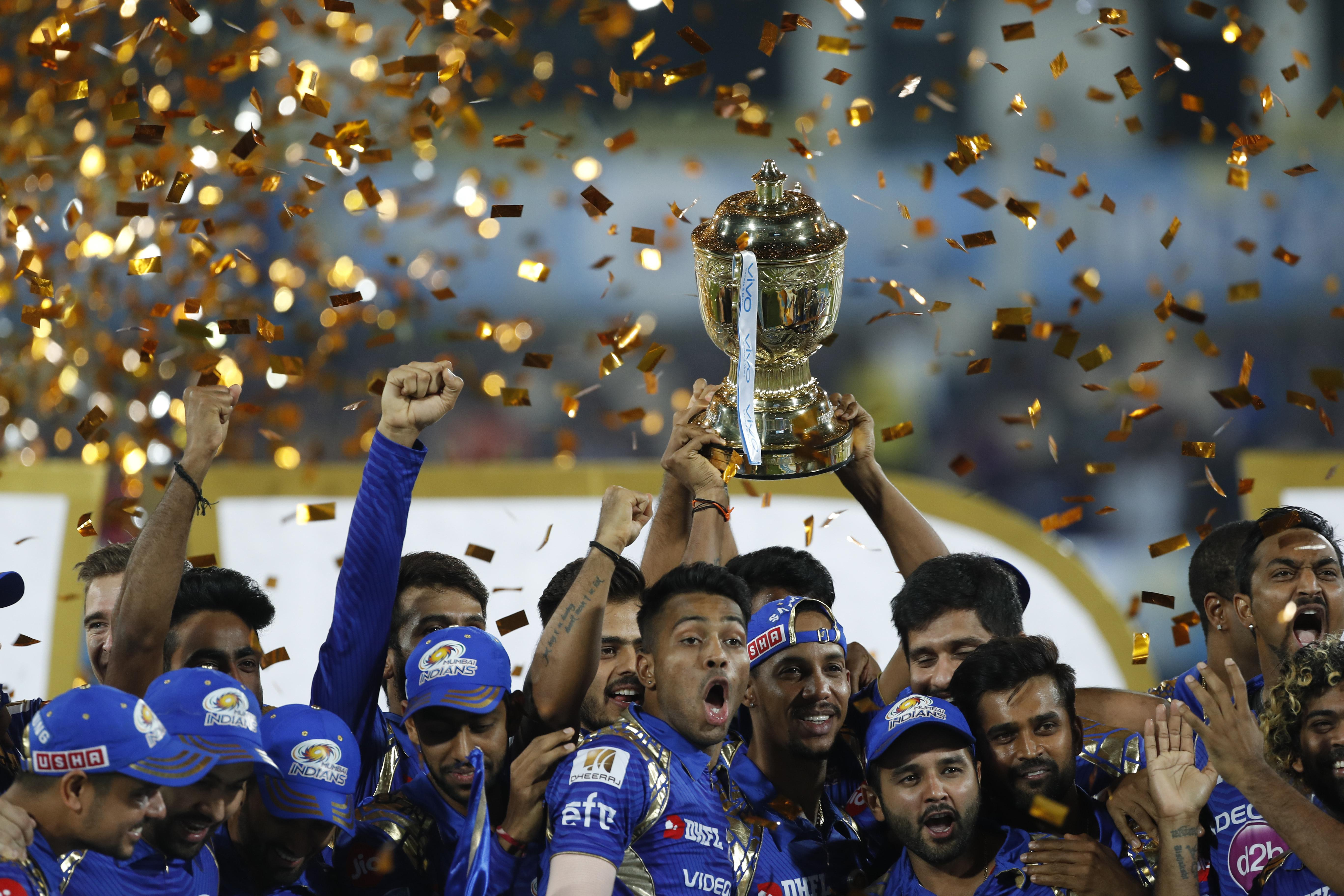 Mumbai Indians are looking to defend the IPL title they won last year