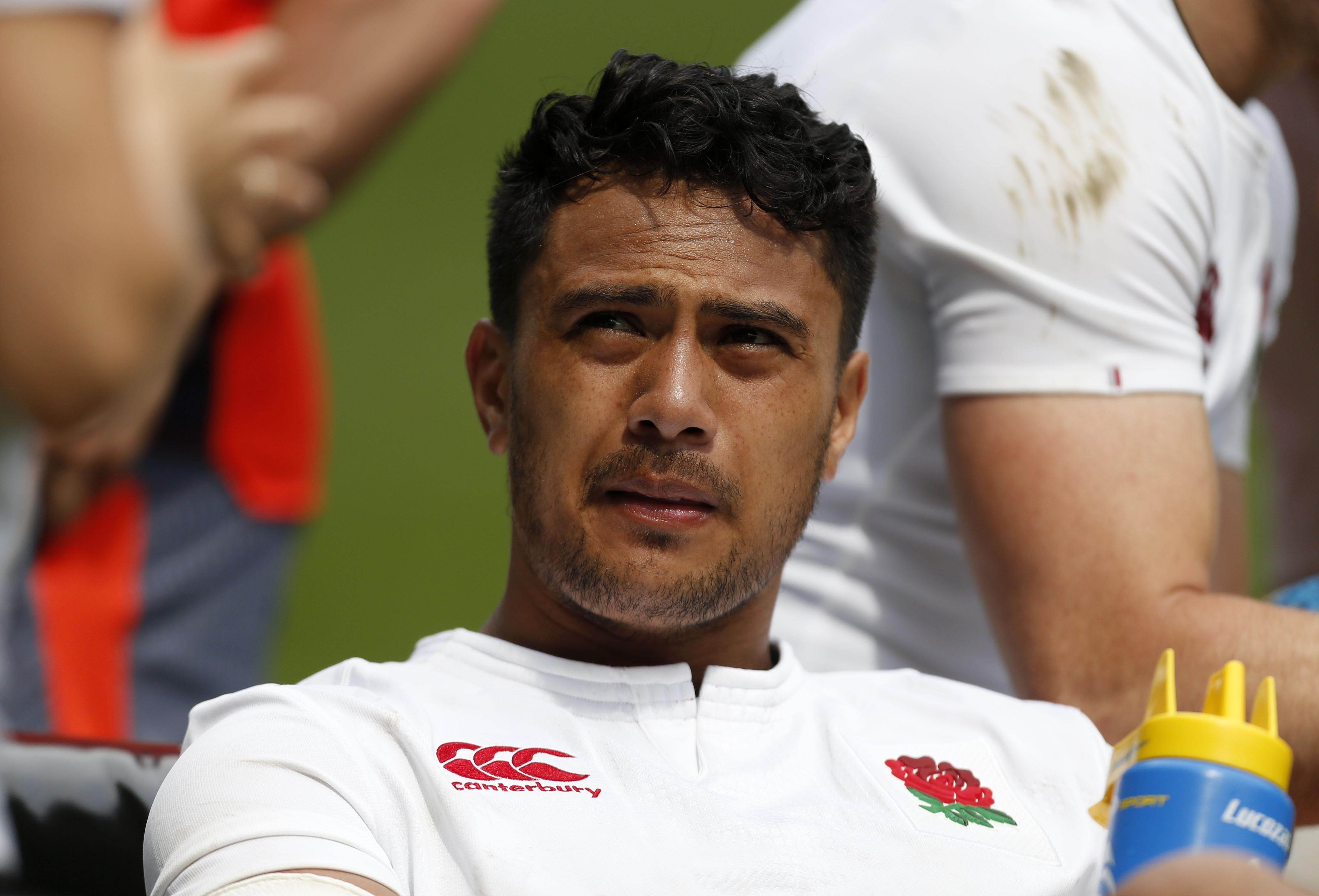 Sale star Denny Solomona insisted he was not homophobic but he was found to have made the foul and abusive slur against Jamie Shillcock three times