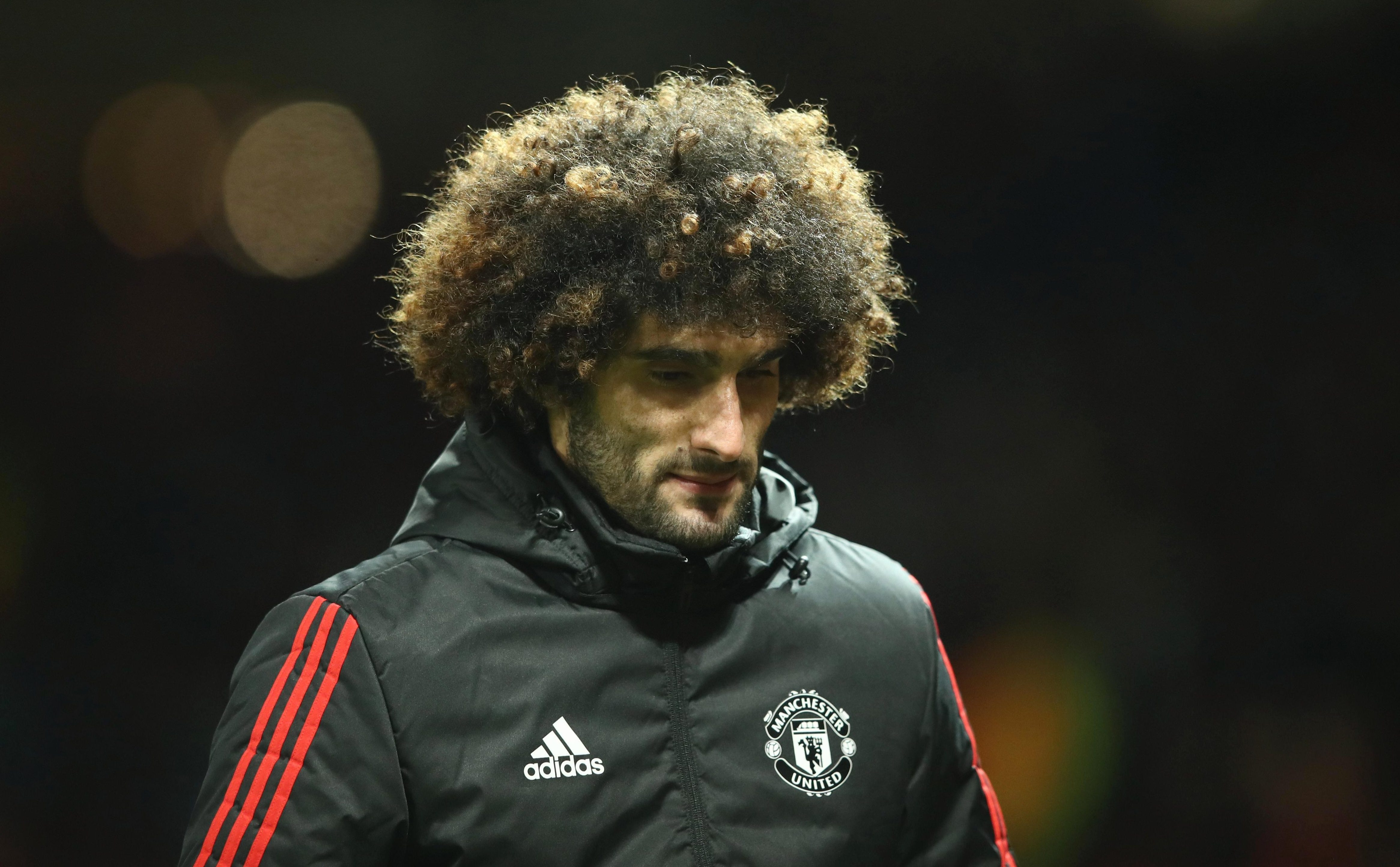 Marouane Fellaini has refused to extend his current contract that expires at the end of the season