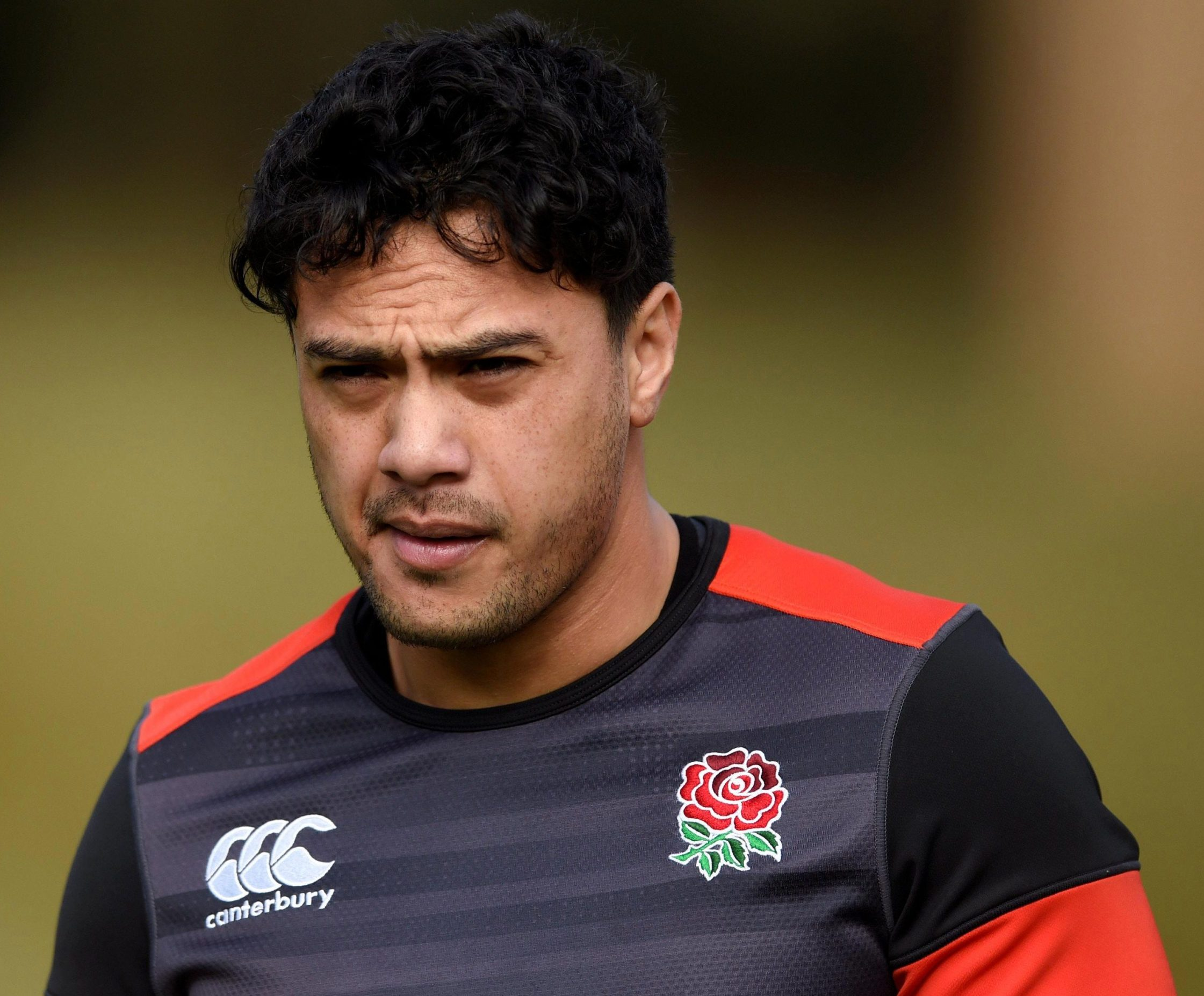 The England career of winger Denny Solomona now seems in huge doubt