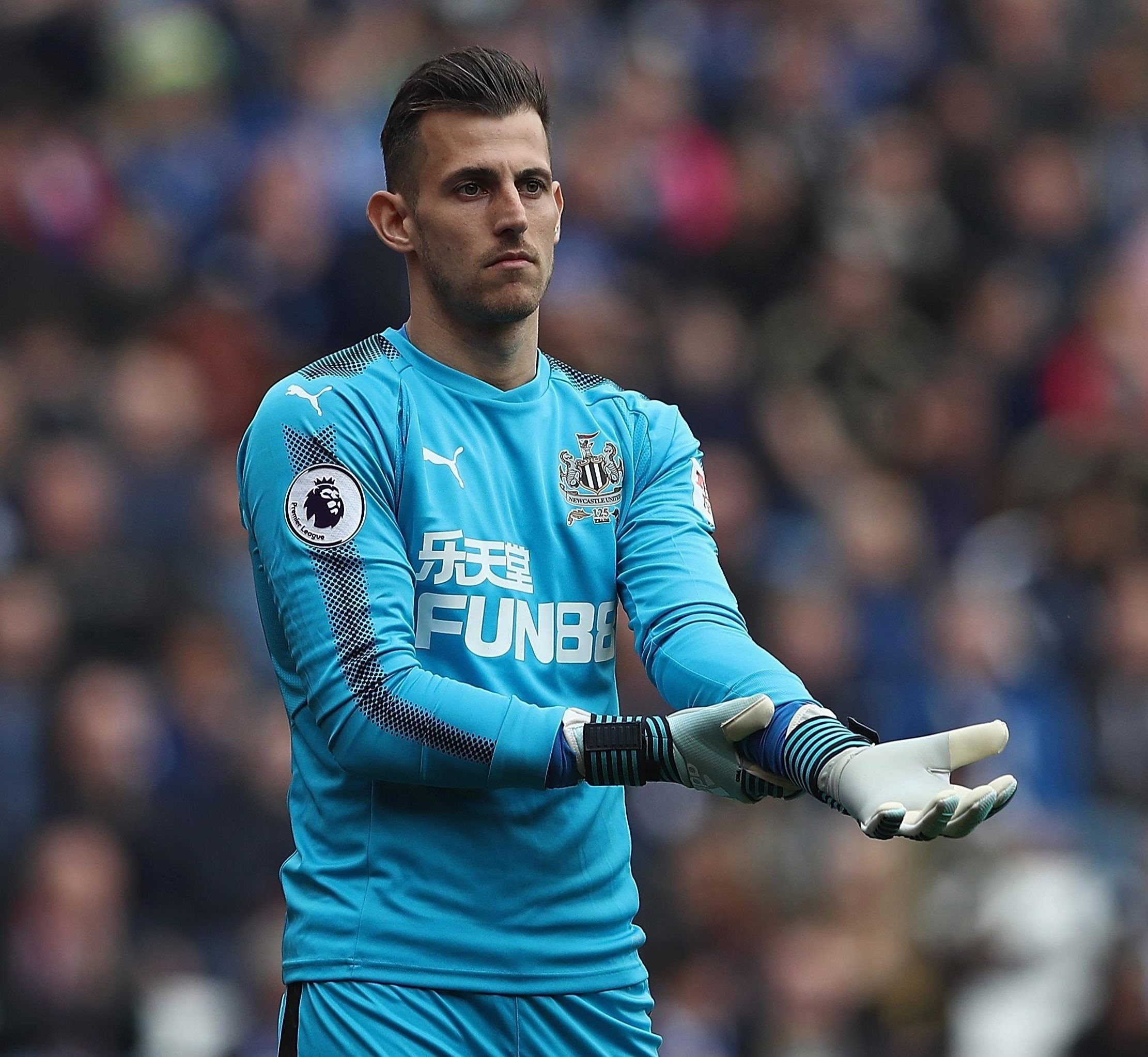 With their Premier League survival looking secured, Martin Dubravka is set to stick around for a while longer at St James' Park