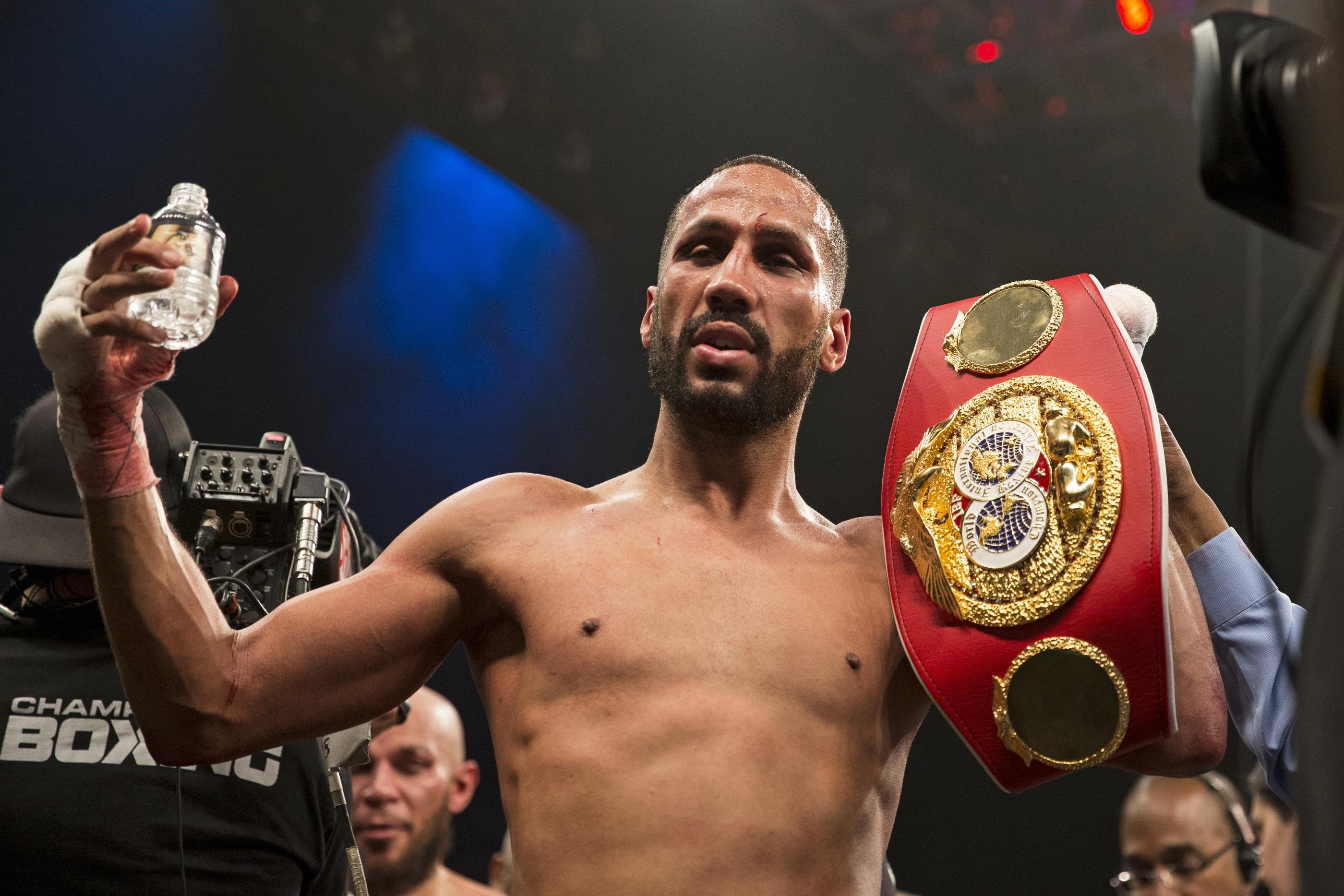 James DeGale won back the IBF title he lost in London last year