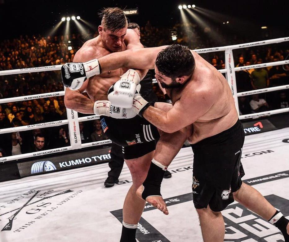 Kickboxing has a clean-cut poster boy in Rico Verhoeven to be proud of