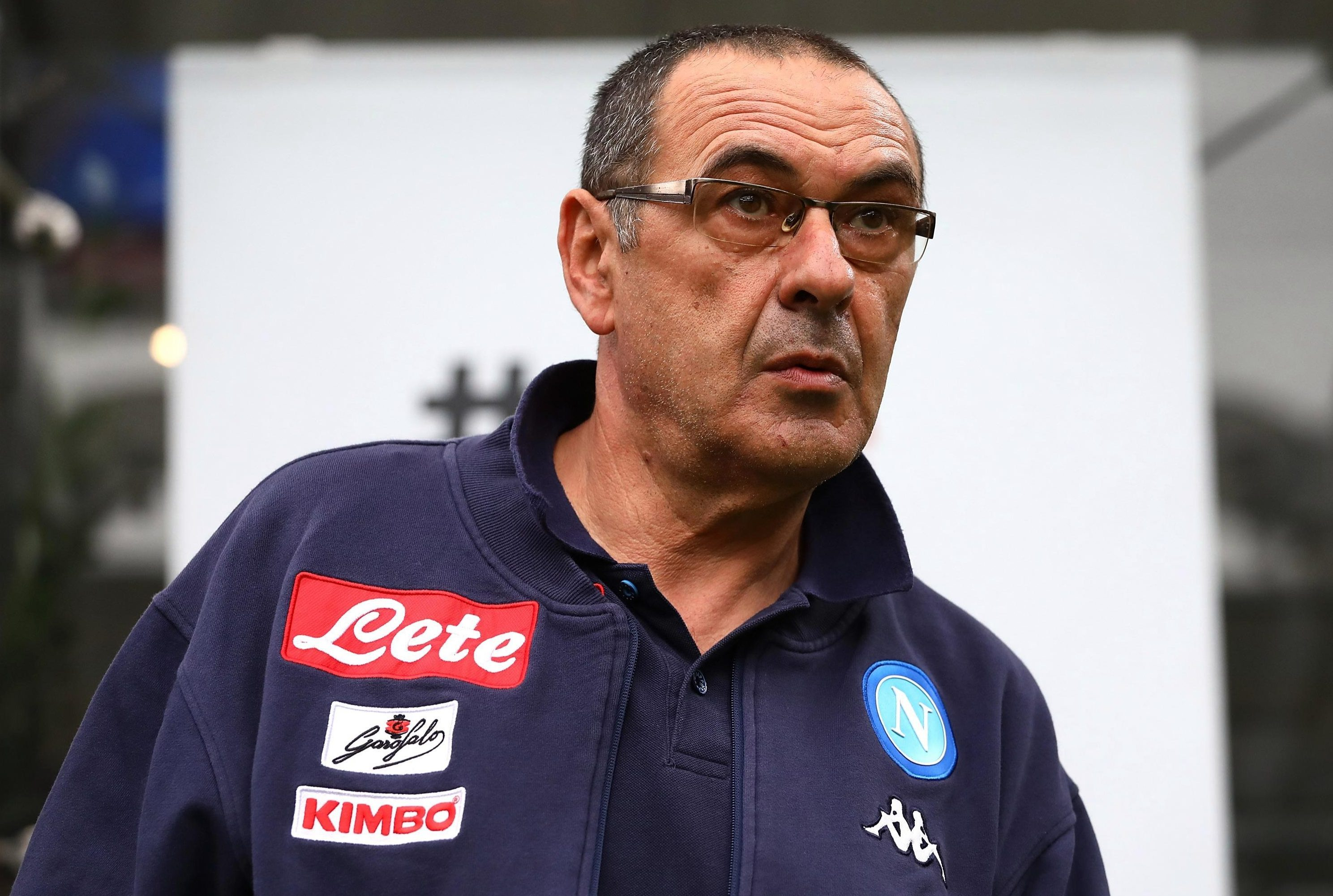 Maurizio Sarri has emerged as the main target for Chelsea this summer