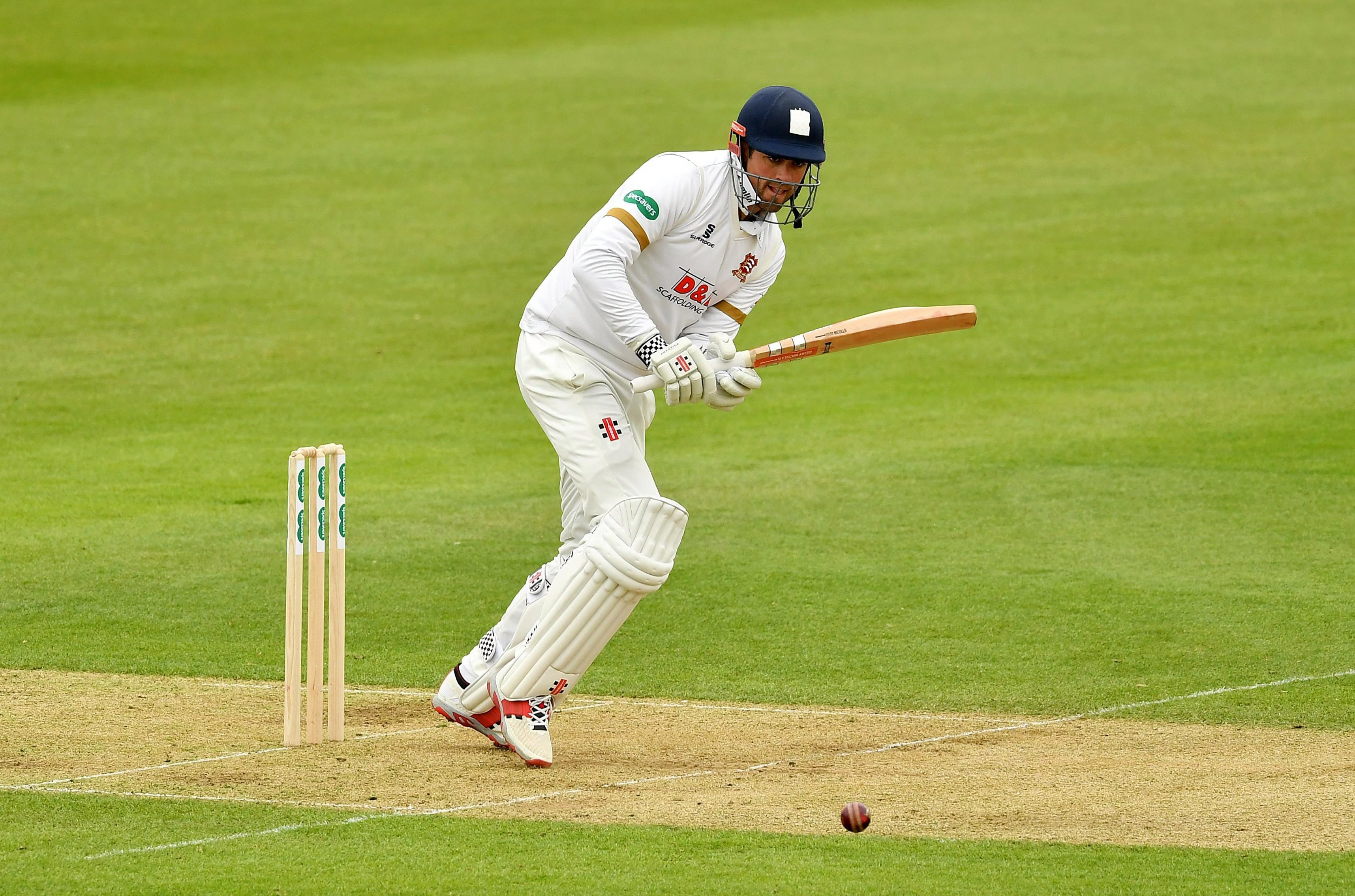 Cook hit 84 as he looks to continue playing for his country