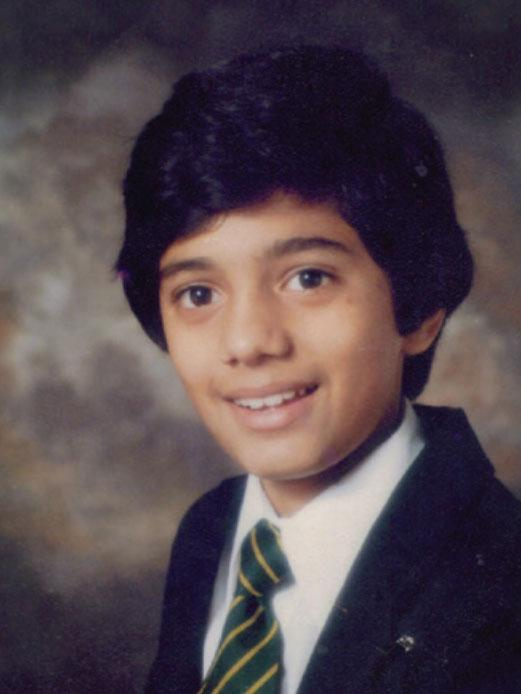Sajid was interested in free-market Thatcherism as a young lad in Bristol