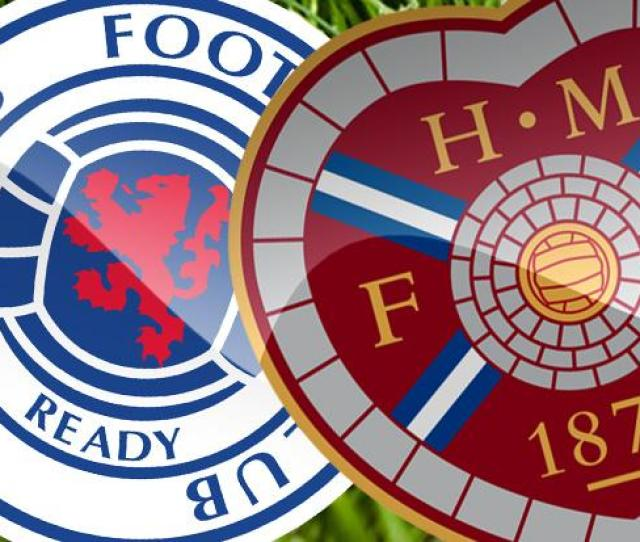 Rangers Vs Hearts Live Score Latest Score From The Scottish Premiership Clash