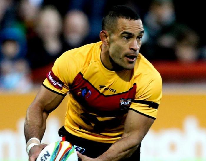 Paul Aiton has told Sam Tomkins it will not be an easy ride at Catalans Dragons