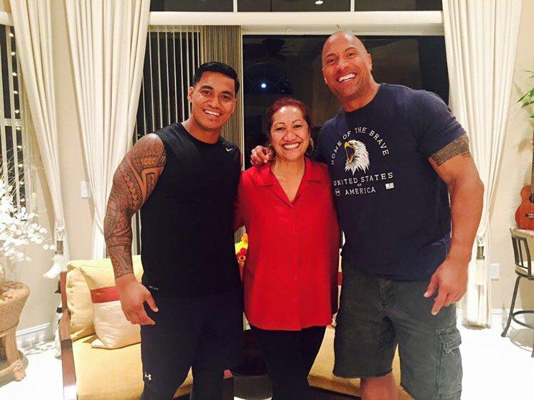 Vaivai revealed he keeps in touch with Johnson by e-mail as he is so busy