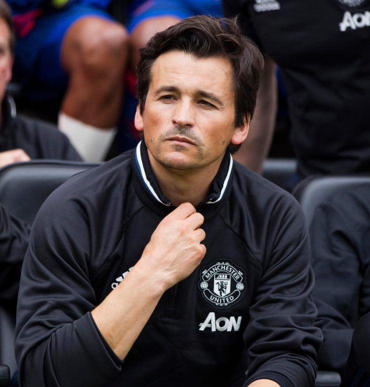 Rui Faria is a left-field option for the Gunners this summer