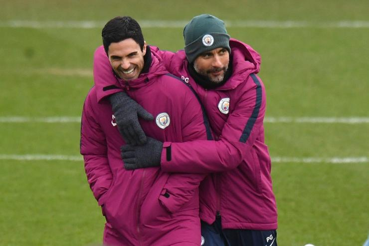 Mikel Arteta could return to Arsenal to take over as manager