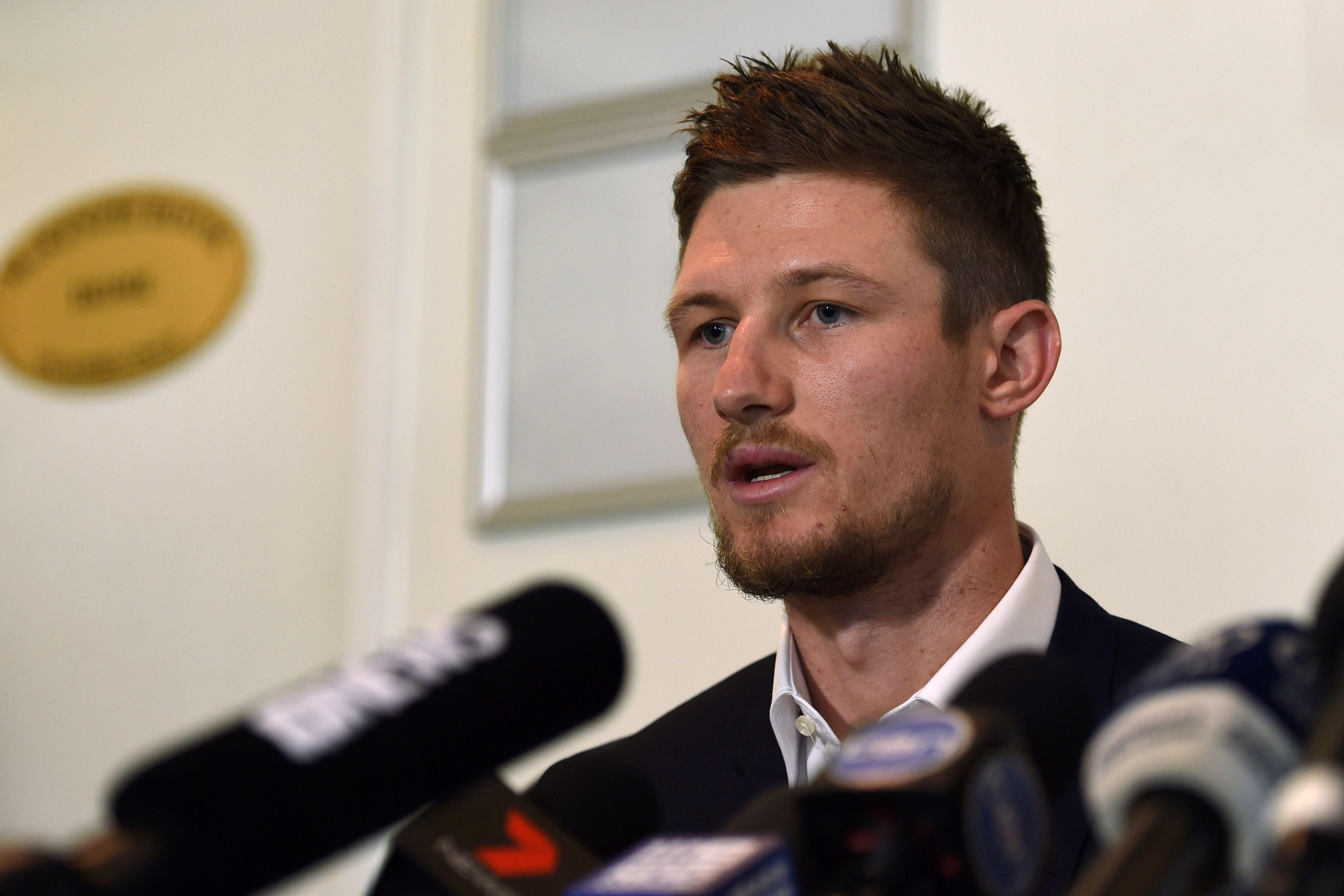 Cameron Bancroft has been banned from playing club cricket as well as international due to a minor technicality