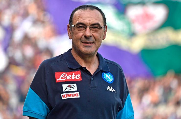 Napoli chief Maurizio Sarri has emerged as an option for Arsenal