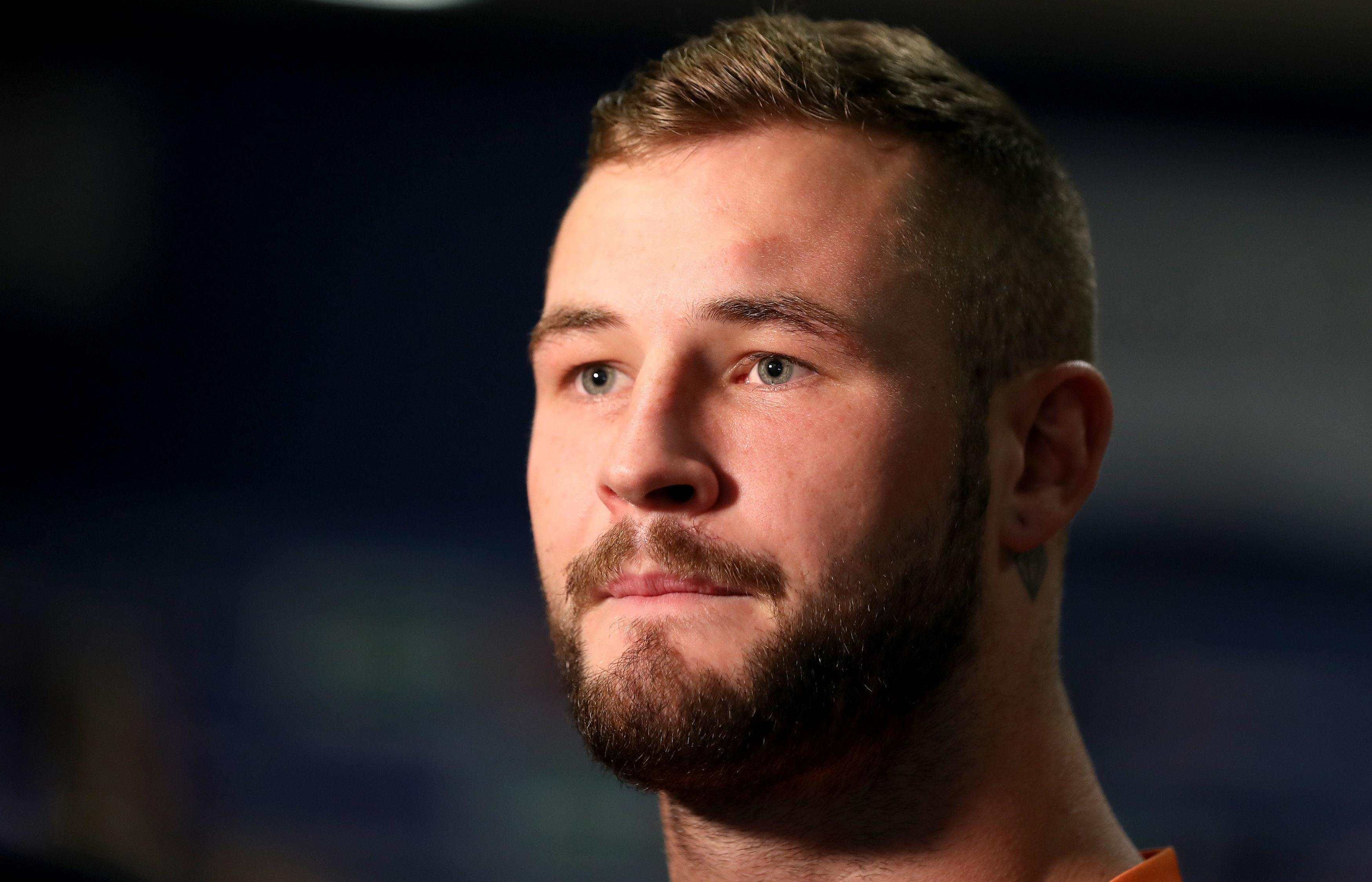 Hardaker was sacked by Castleford for testing positive for cocaine