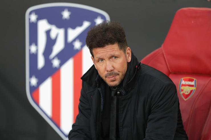 Diego Simeone would be a strong option for any Premier League side