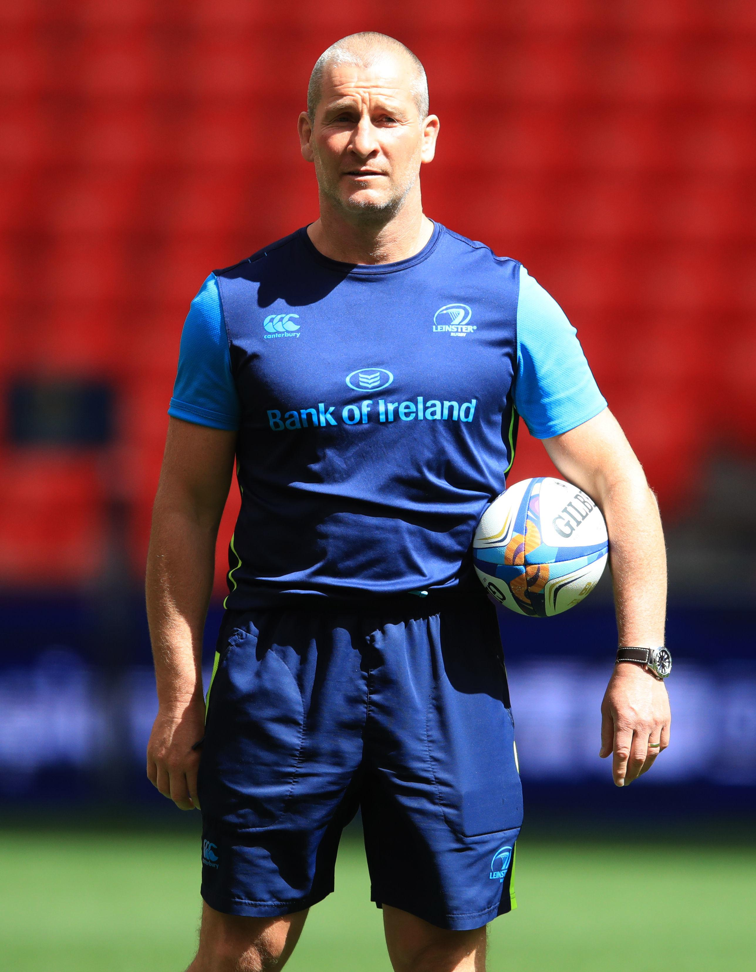 Stuart Lancaster has bounced back from his England World Cup nightmare with Leinster