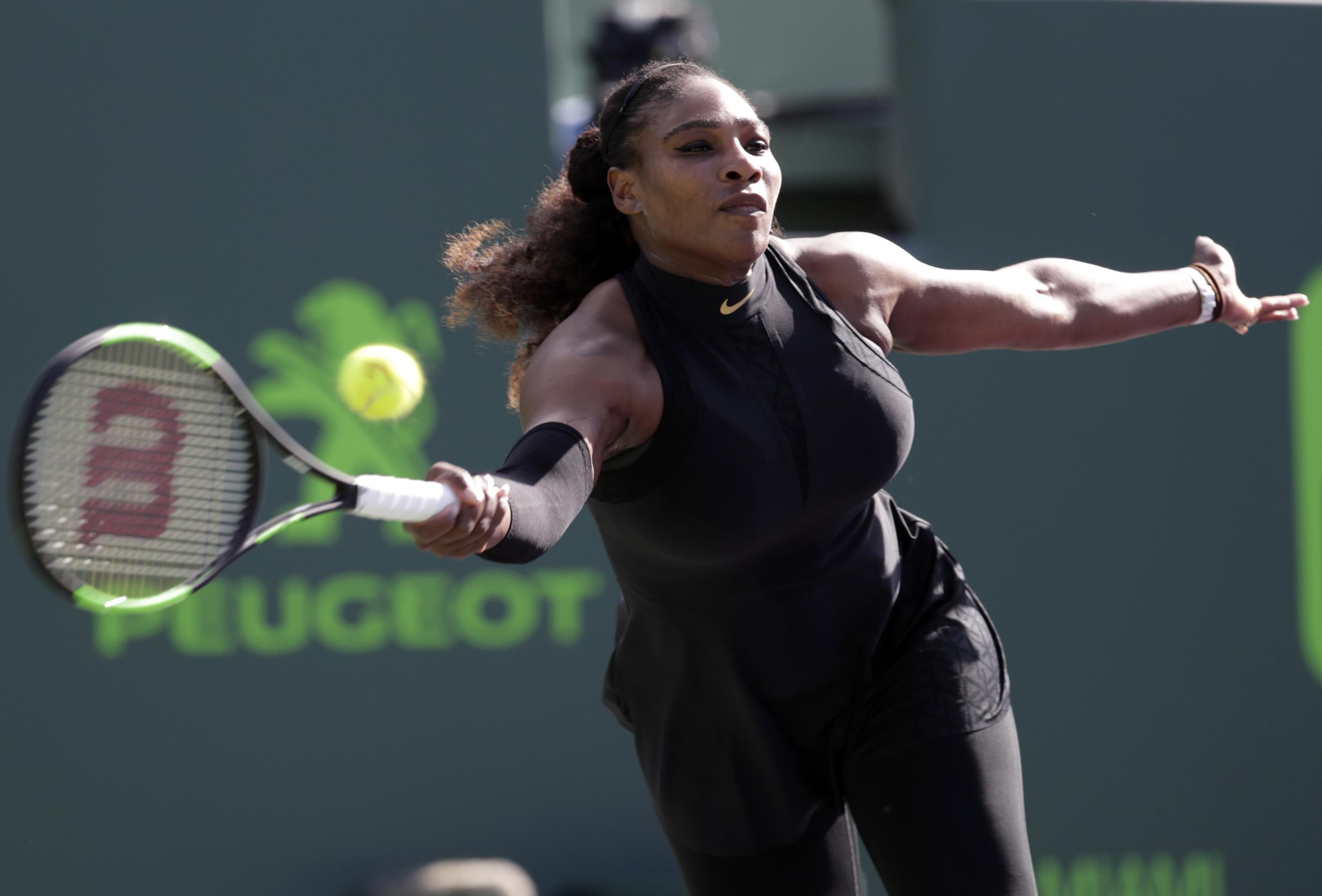 Serena Williams is not to be given a seeding at the French Open
