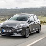 Ballsy Ford Fiesta St Has Bite And Plenty Of Bark Delivered By Its Near 200bhp 1 5 Litre Turbo