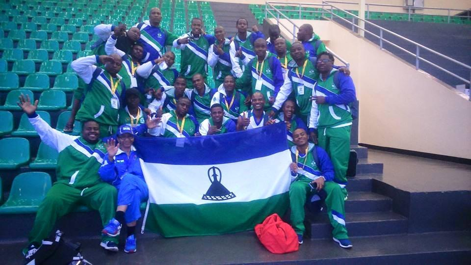 The Lesotho Rugby Team are hoping to get a ranking from World Rugby after beating their neighbours