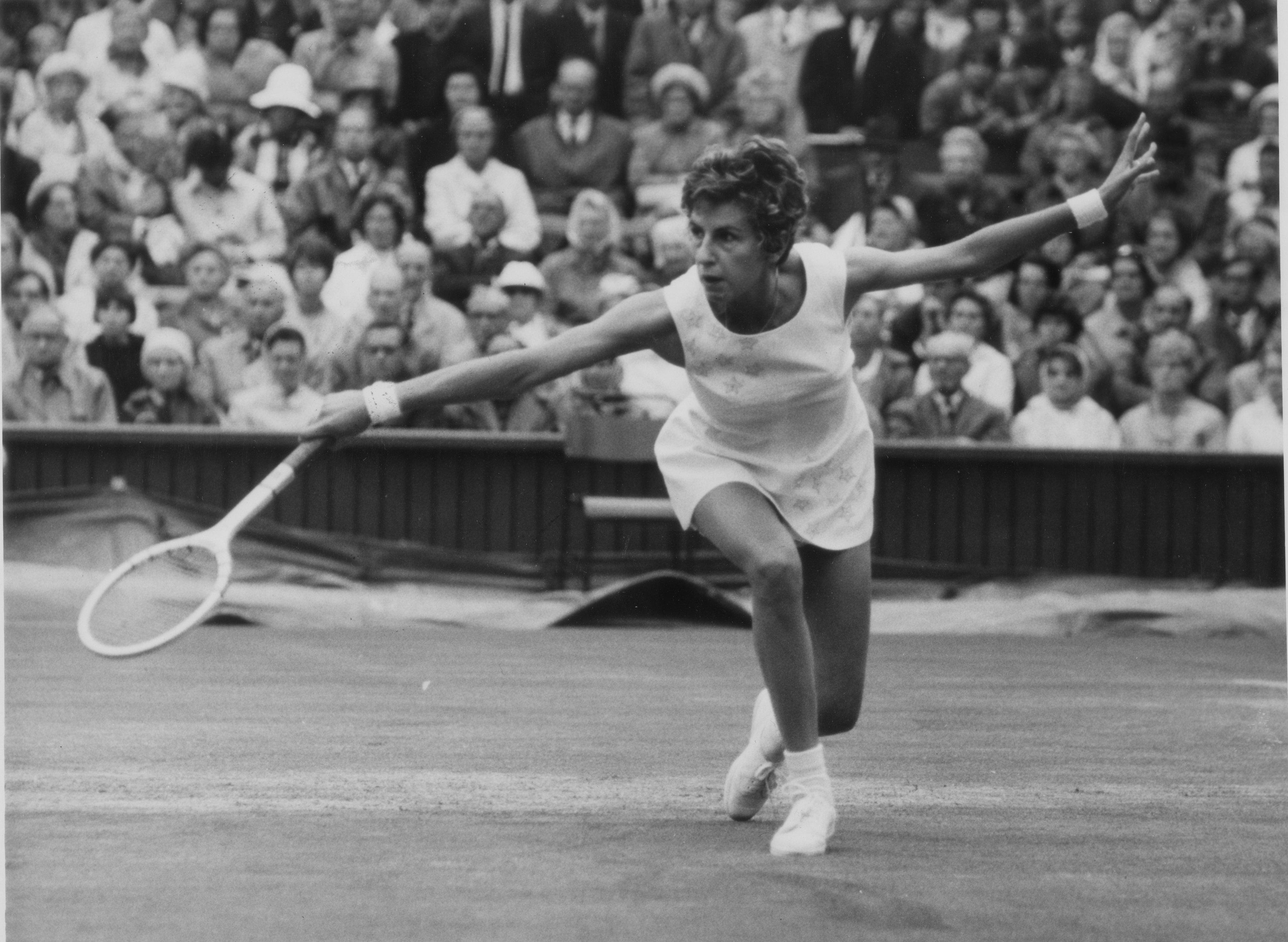 Maria Bueno is the most successful South American tennis player of all-time, with 19 Grand Slam titles