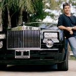 Funeral Parlour Converts Simon Cowell S Old Rolls Royce Into A Hearse And It Could Be Worth 440 000
