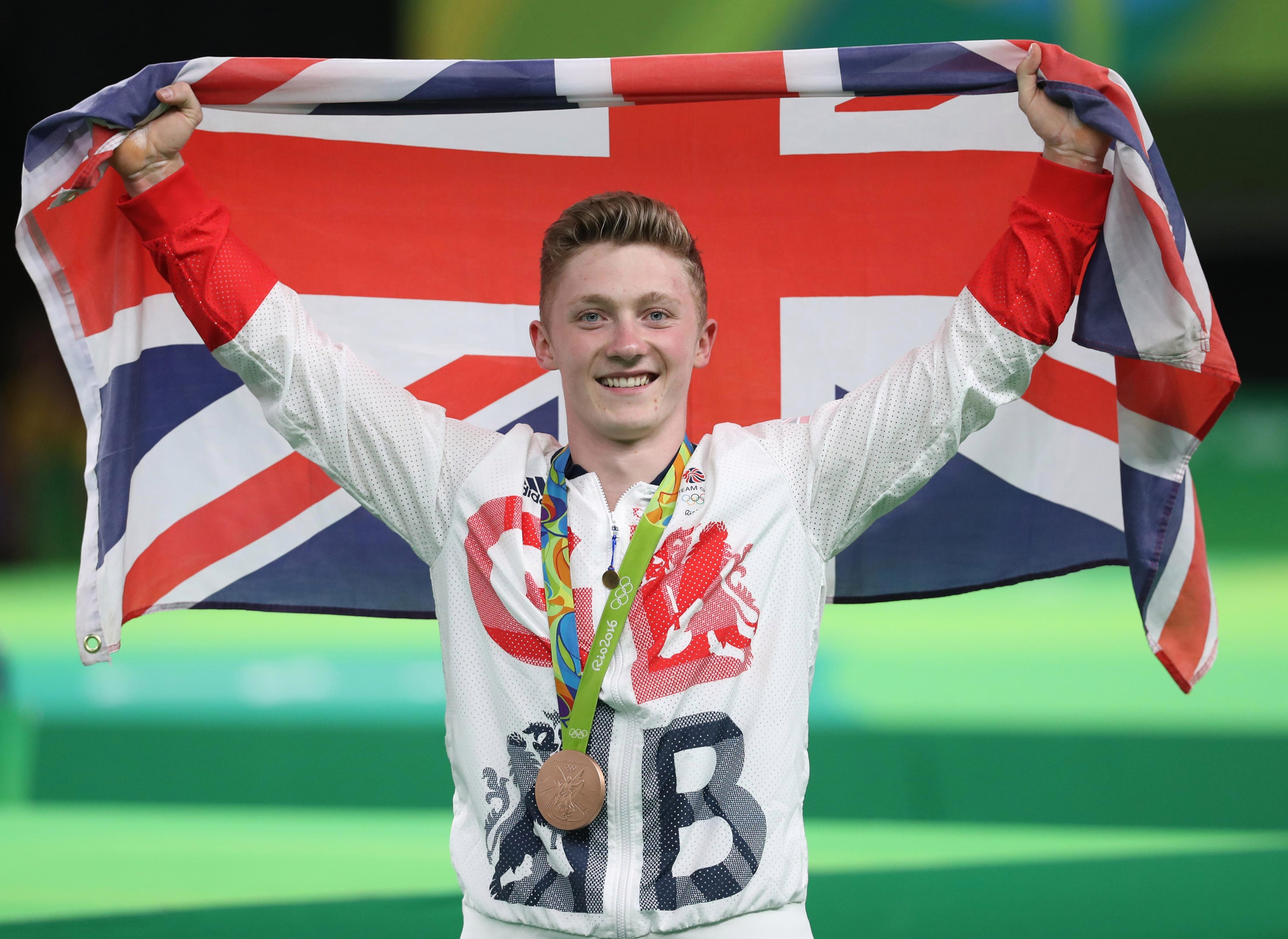 Nile Wilson would back himself to beat fellow British sports stars in an event like Superstars