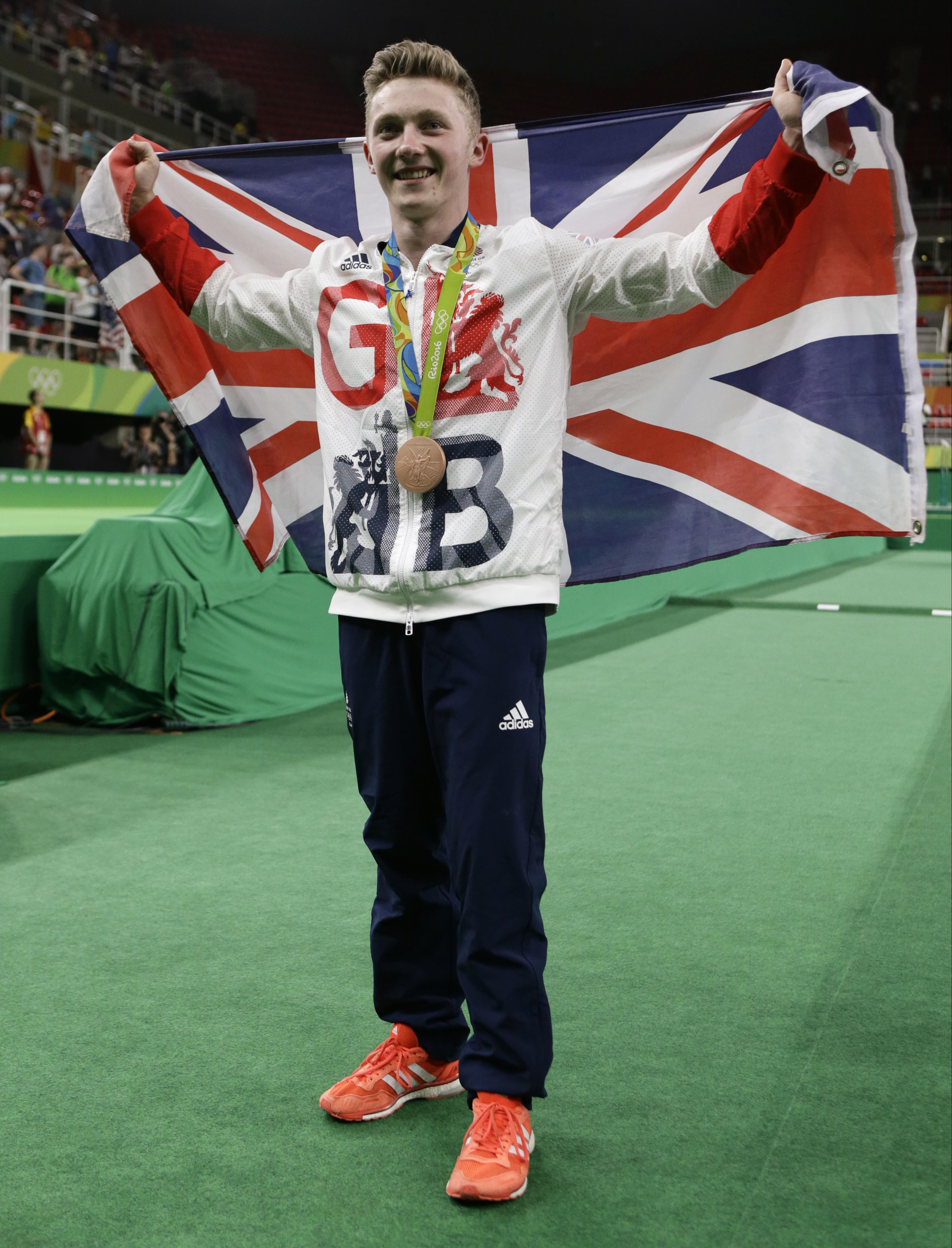 Wilson has won five golds medals at the Commonwealth Games