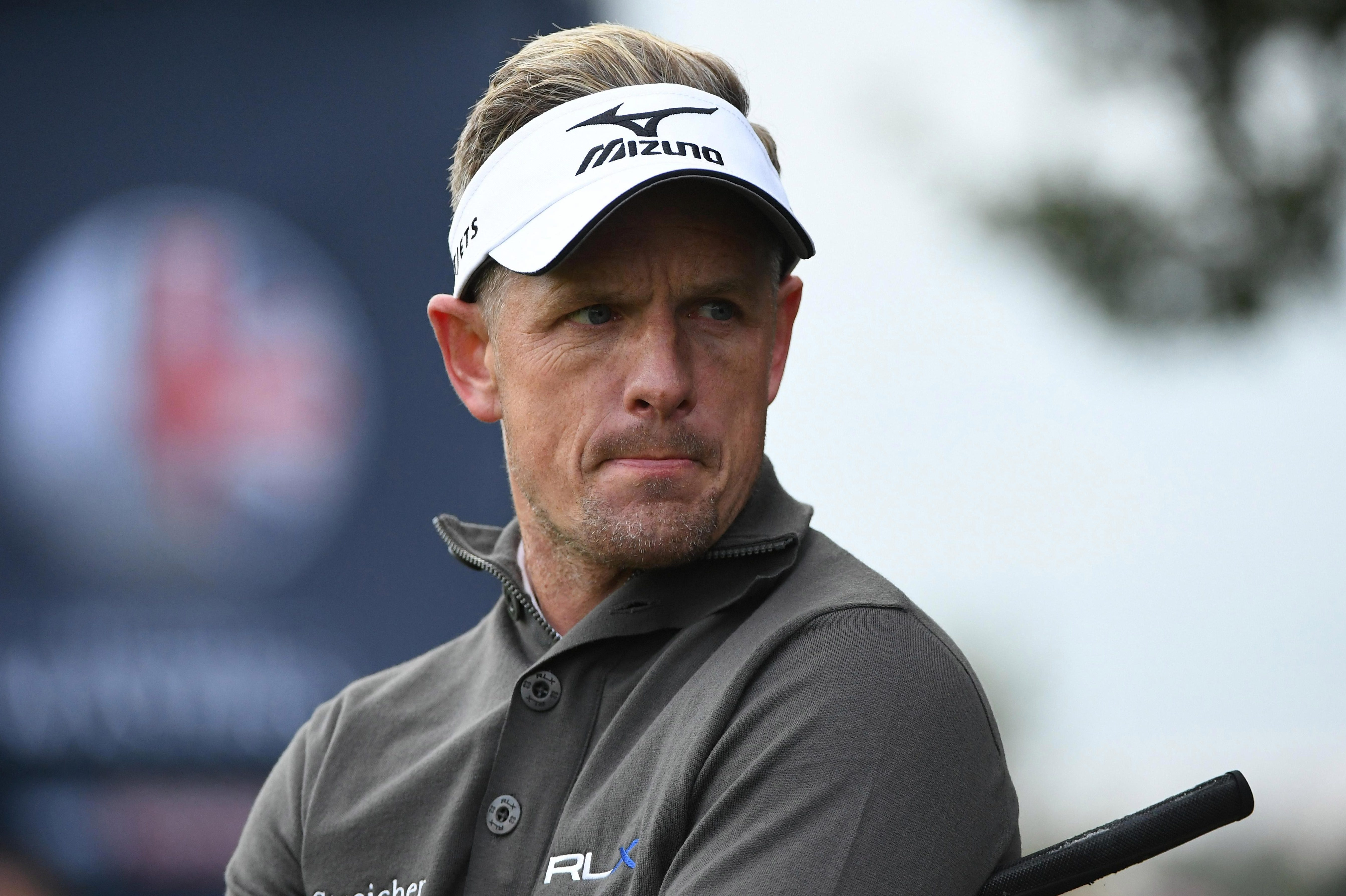 Luke Donald was world No1 for over 40 weeks in 2011