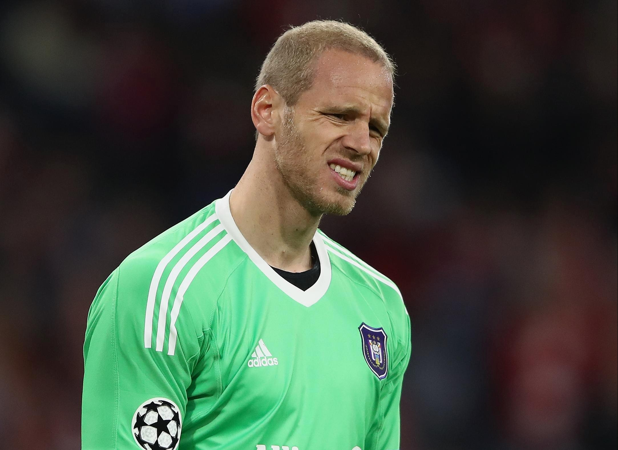 Anderlecht have offered Newcastle £1.75million to sign Matz Sels
