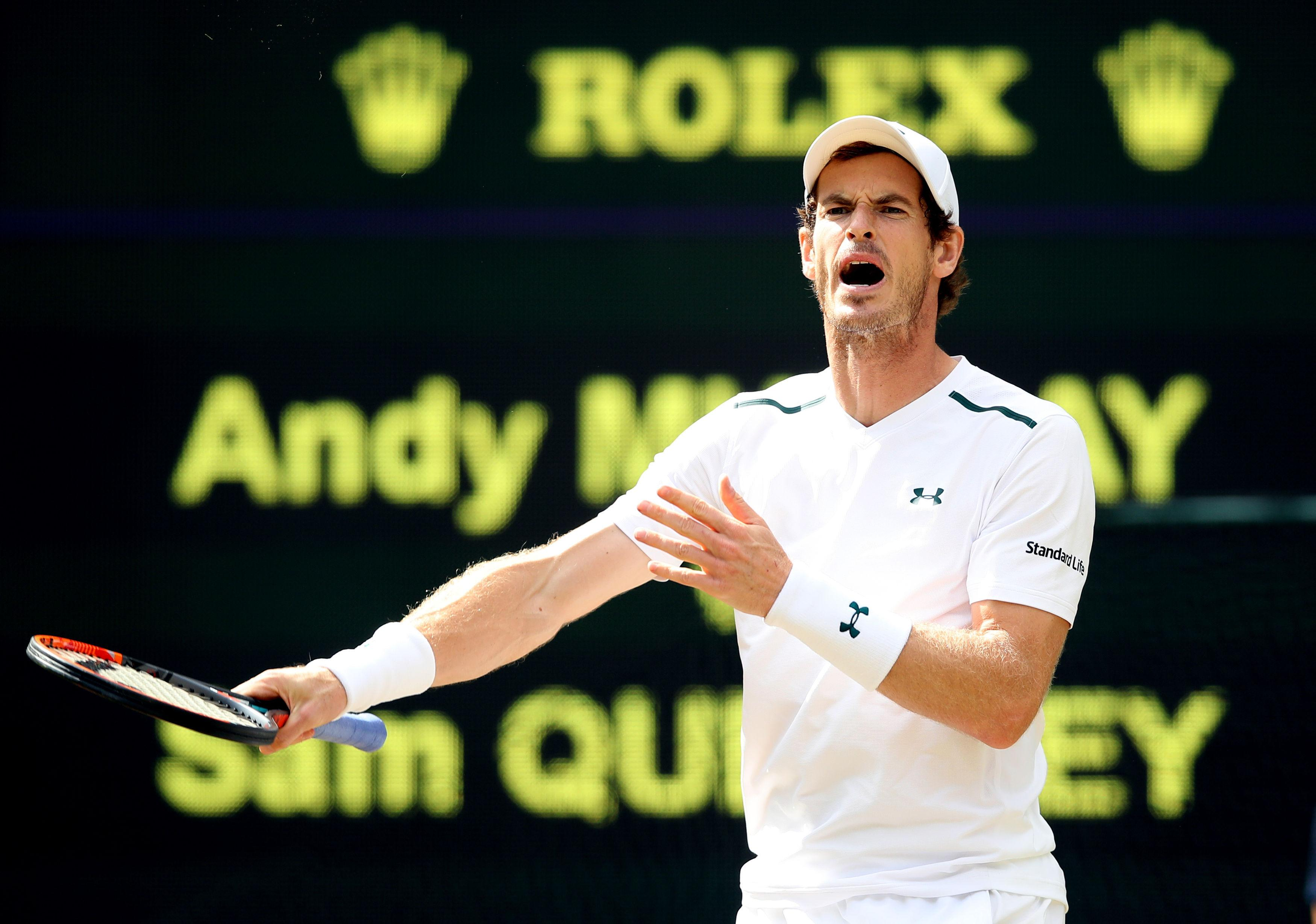 Andy Murray has pulled out of an event in Holland next week with injury - and is now a doubt for Wimbledon