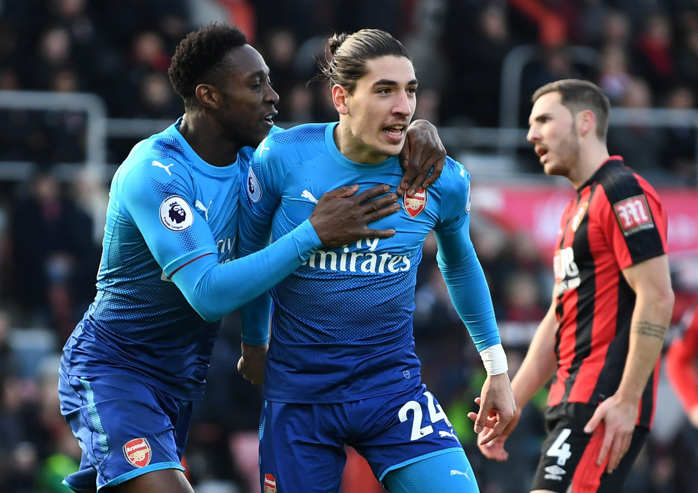 Hector Bellerin and Danny Welbeck have already put together their Tidal playlist