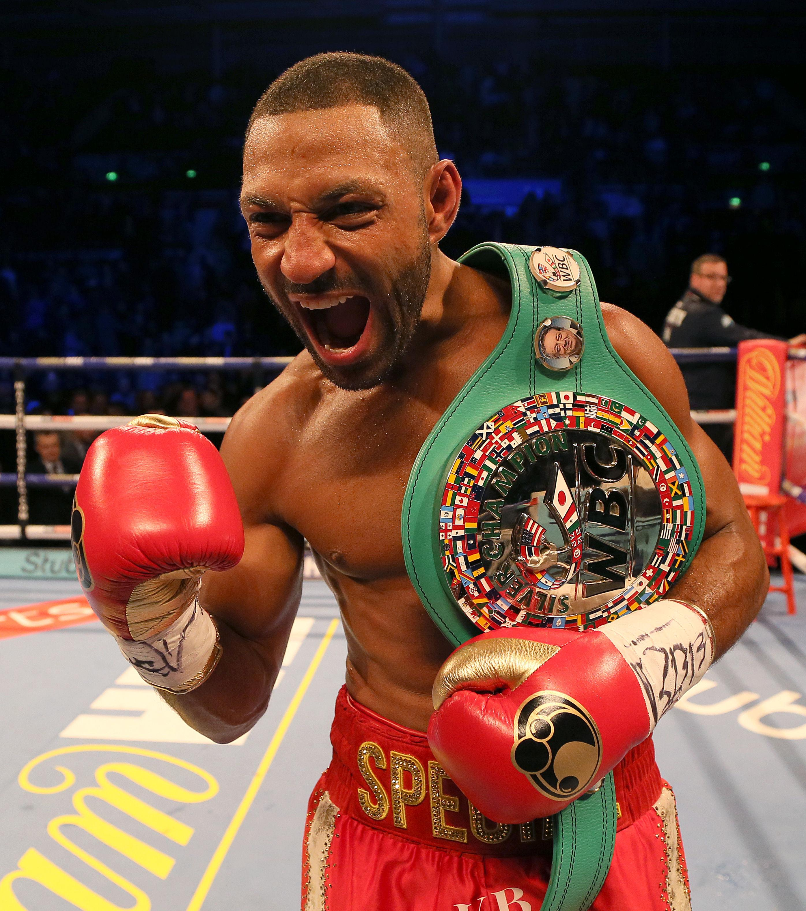 Brook will be on the undercard of Dillian Whyte's heavyweight showdown against Joseph Parker