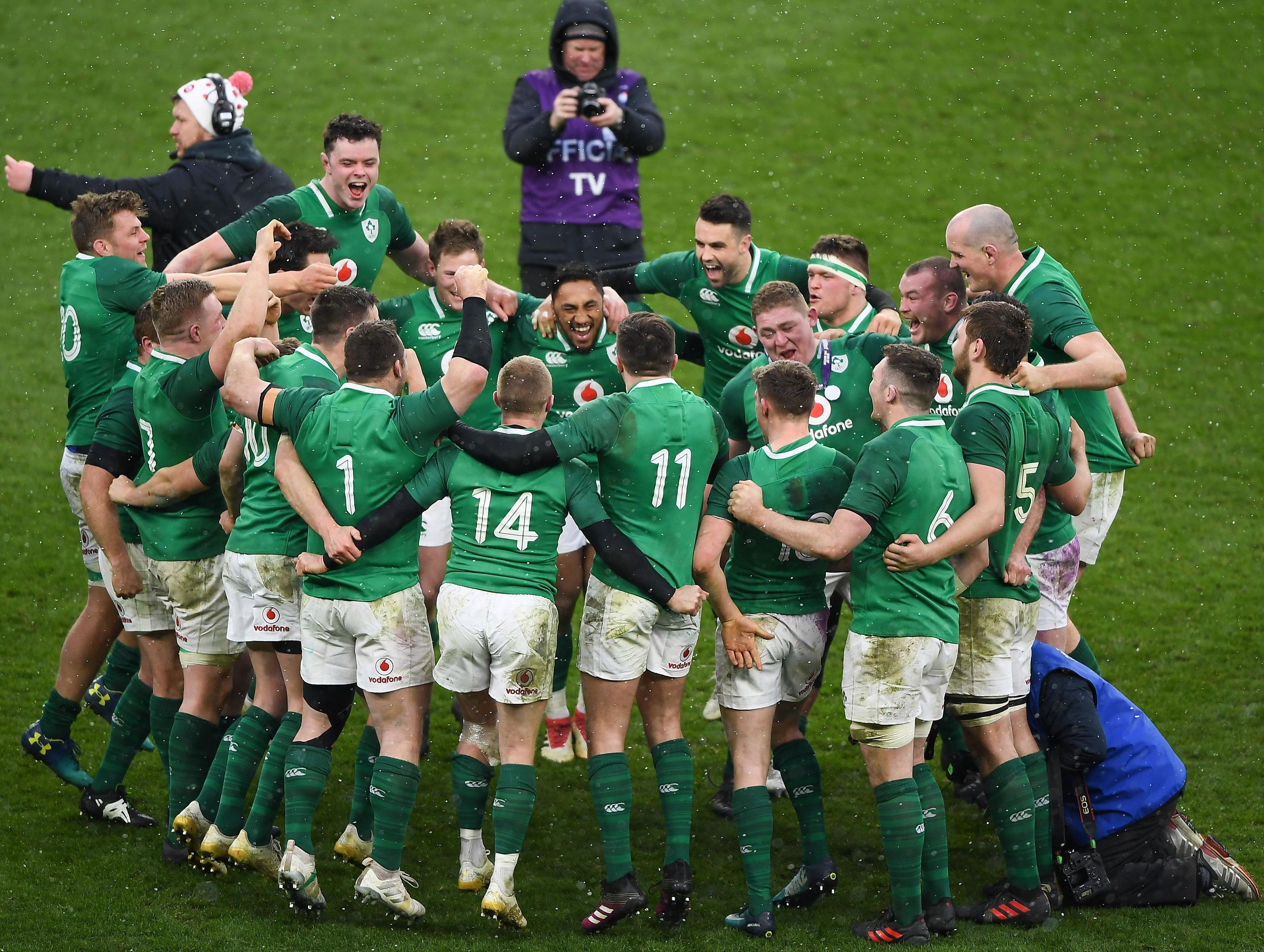 Ireland are looking to build on their Six Nations grand slam with a series win in Australia