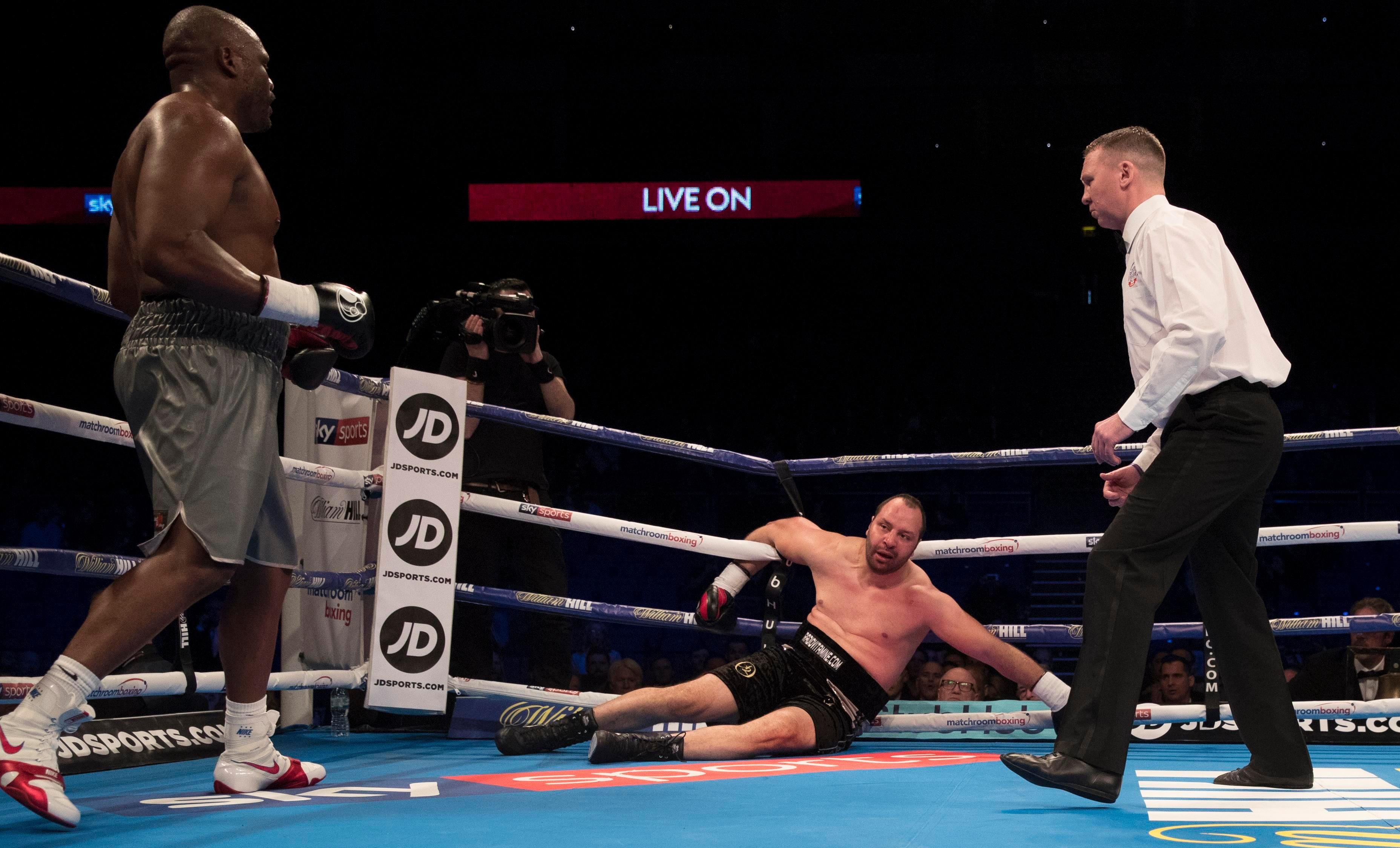 It could be Chisora's last chance to earn a title shot