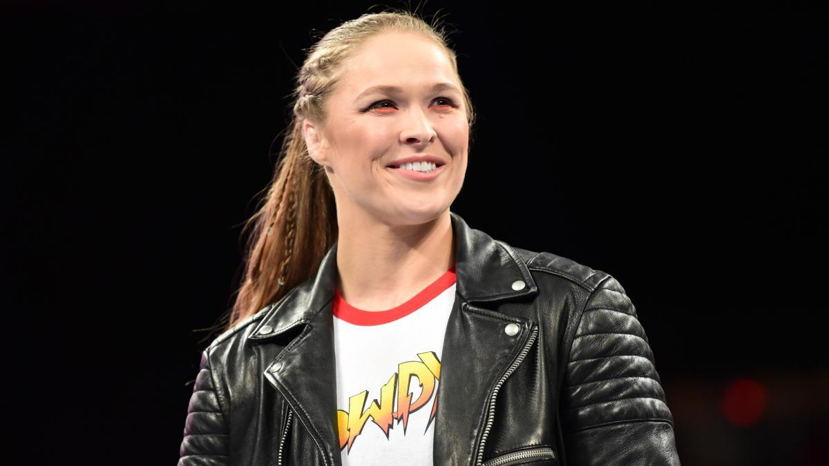 Ronda Rousey has been a smash hit since her arrival in WWE