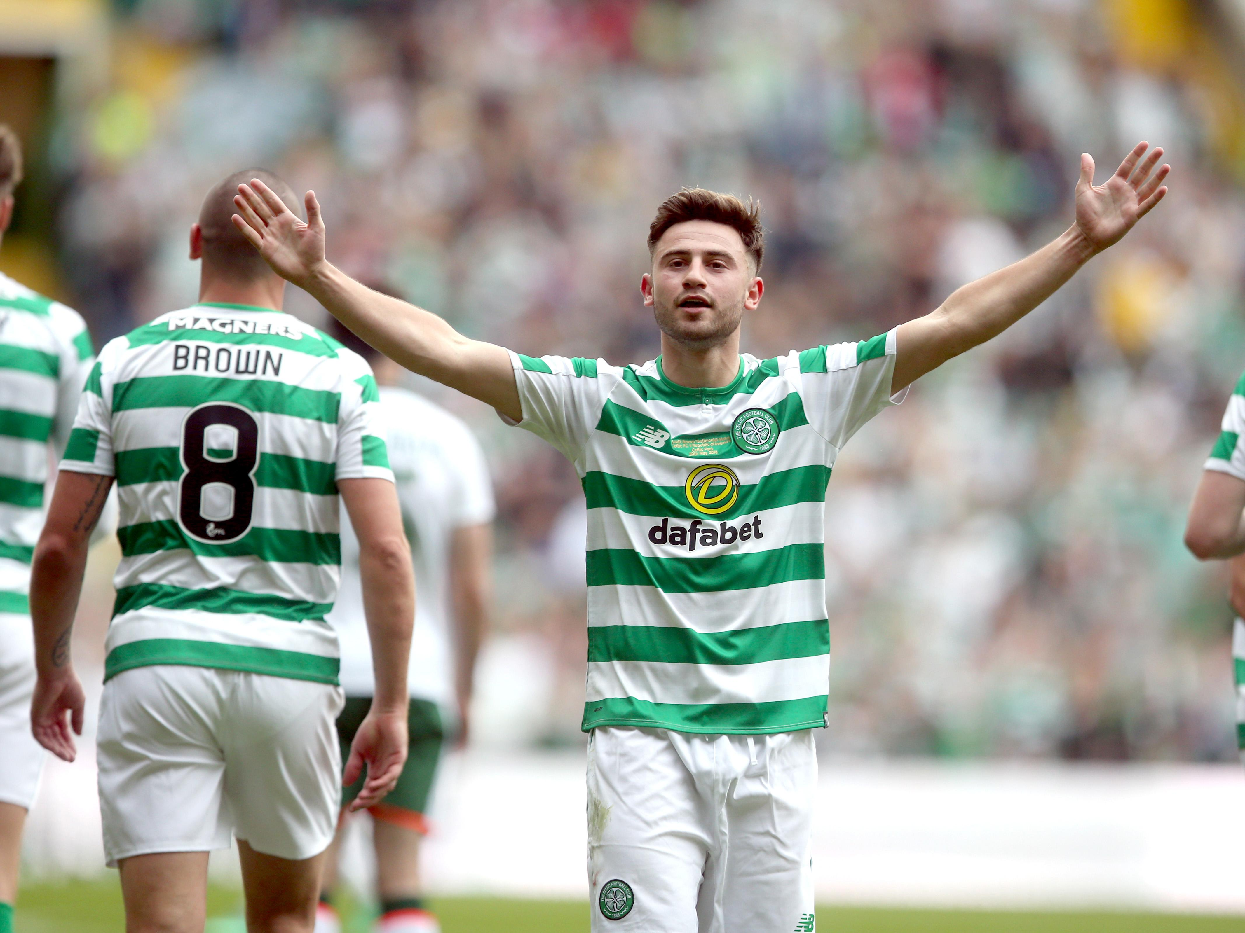 Youngster Patrick Roberts is set to move in the opposite direction